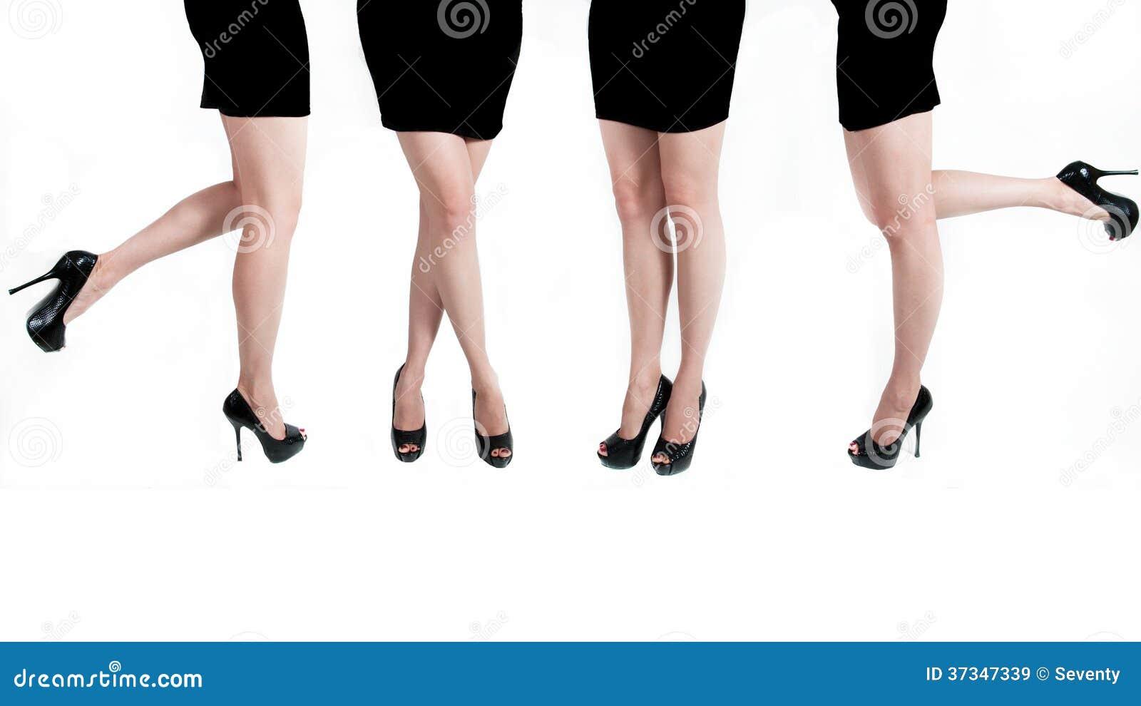 Kvinnliga ben