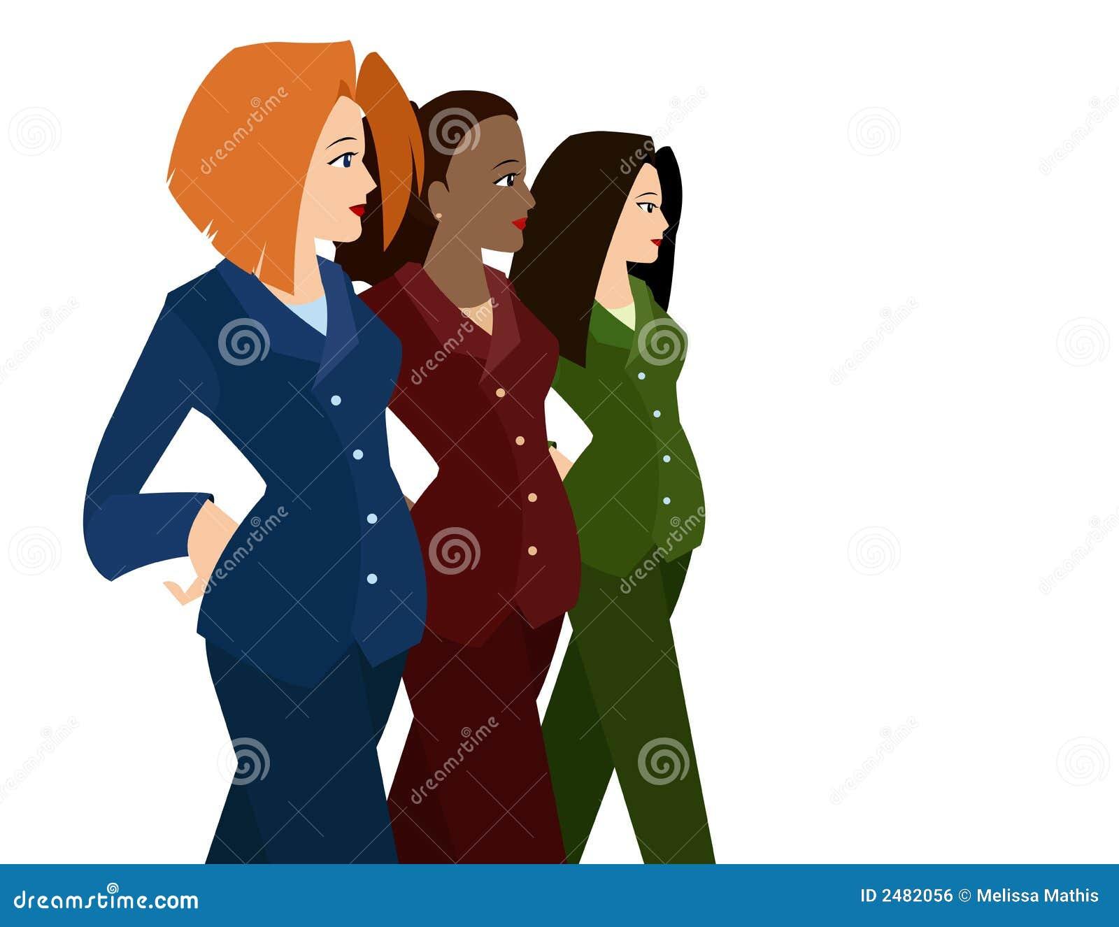 Kvinnor för affärsdräkter