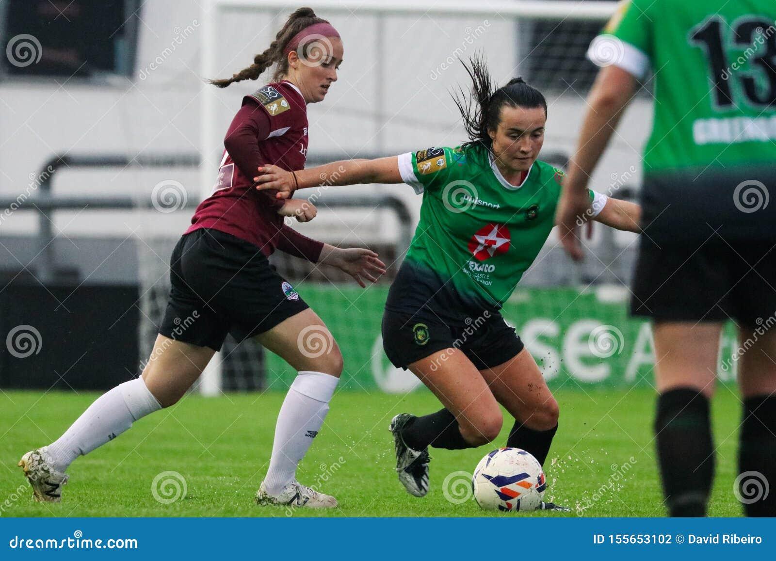 Kvinnors lek för nationella liga: Galway WFC vs Peamount förenade