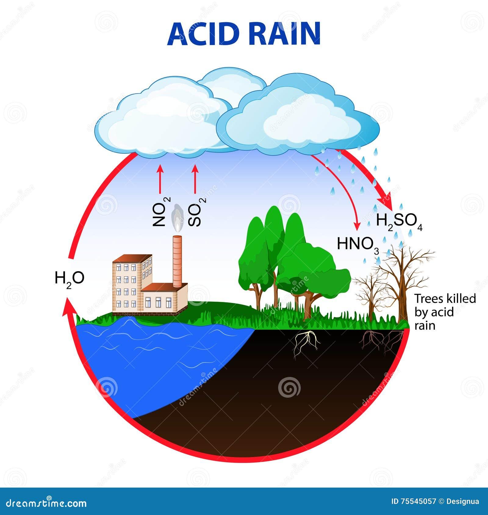 Kwaśny deszcz
