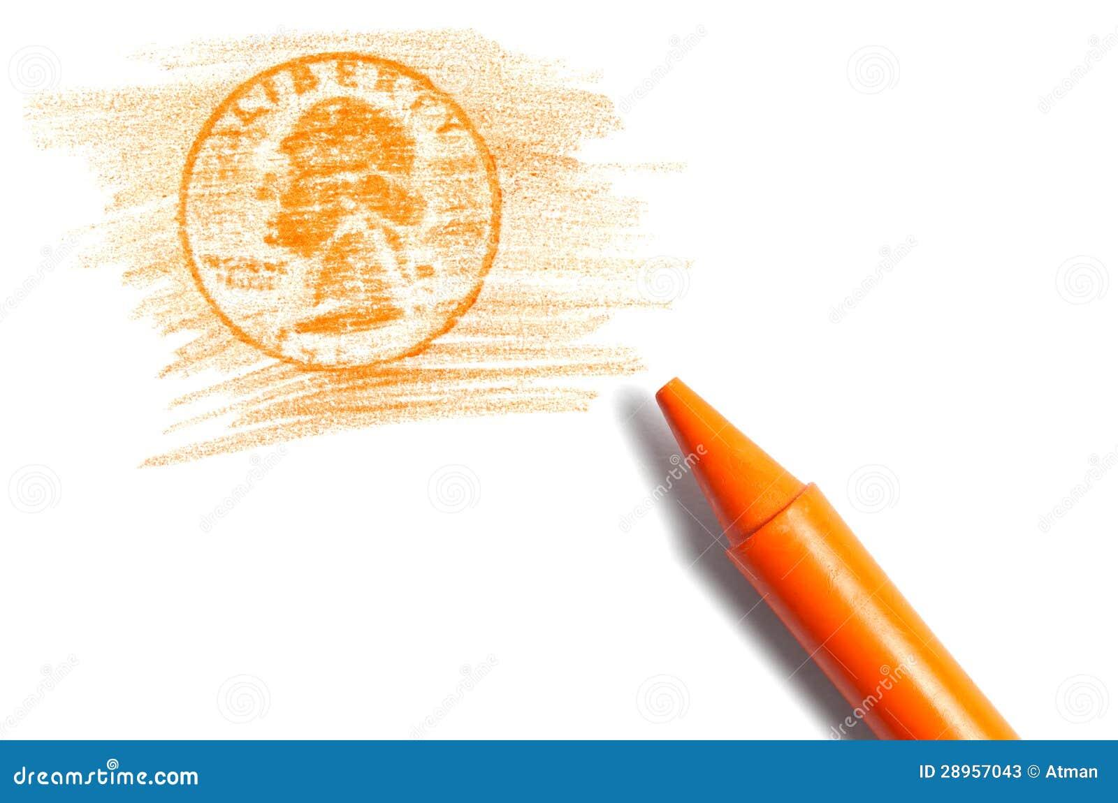 Kwartalnego dolara moneta