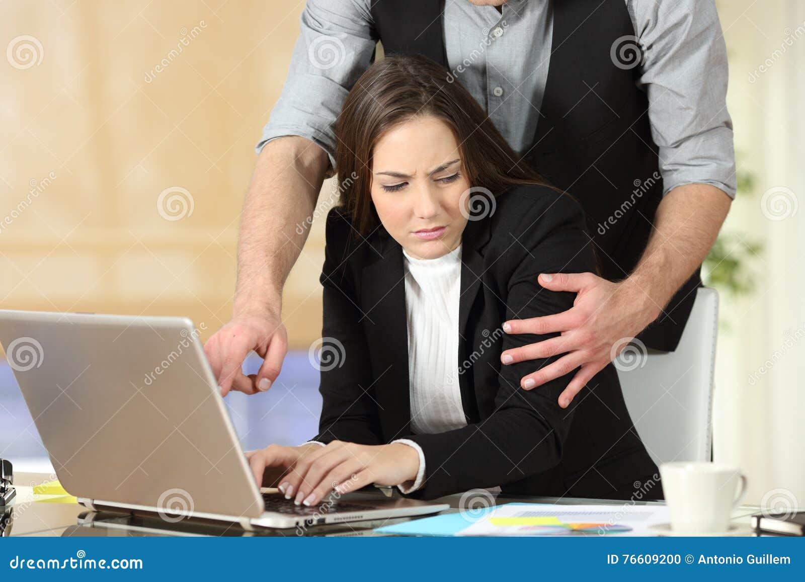 Kwelling met een werkgever die aan zijn secretaresse raken
