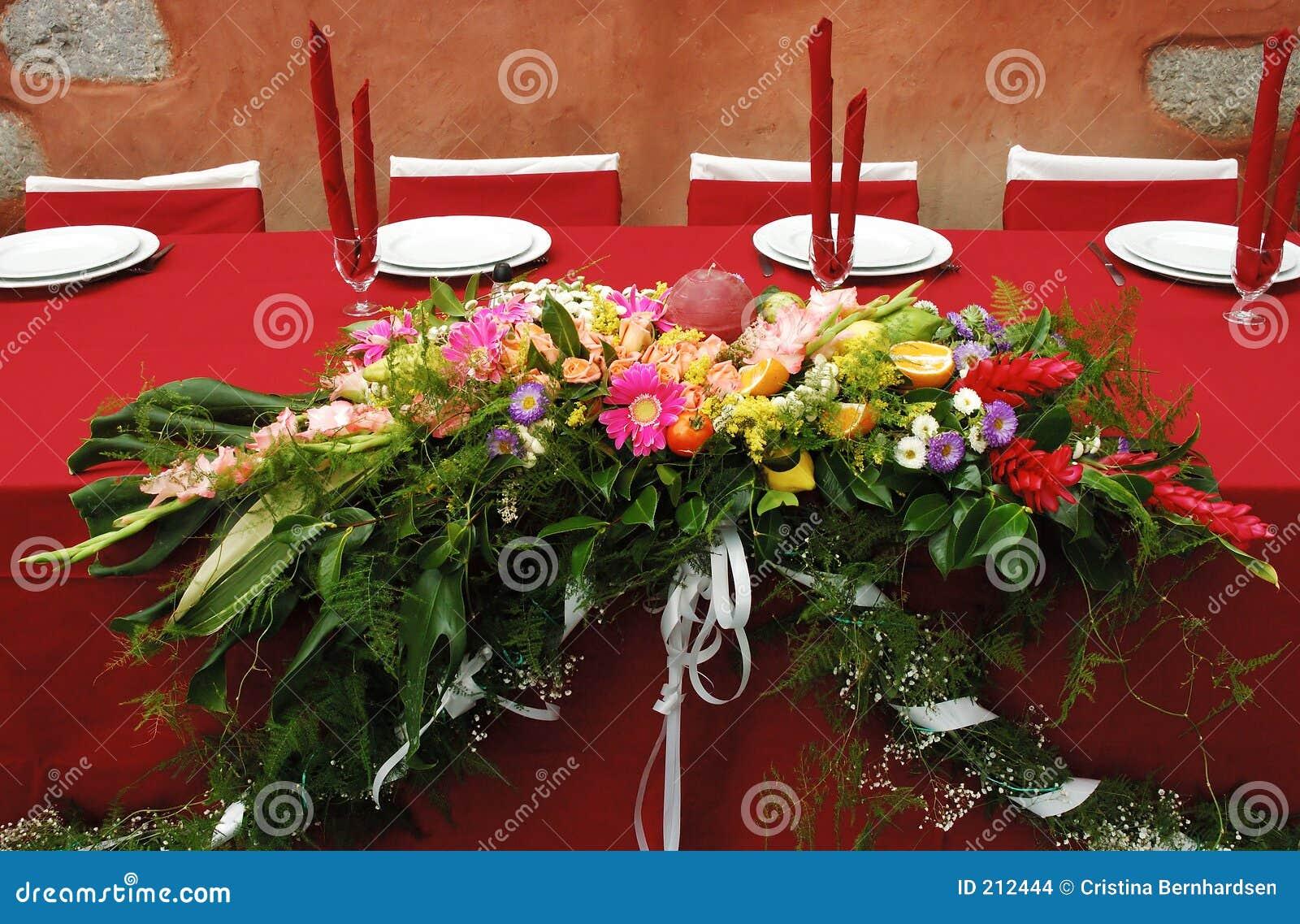 Kwiat dekoracji