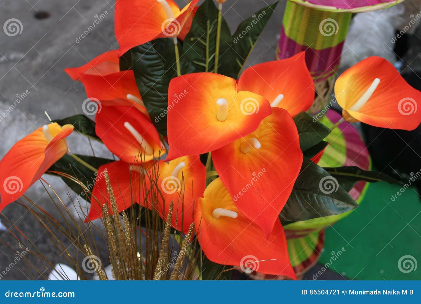 Kwiat dekoracyjny