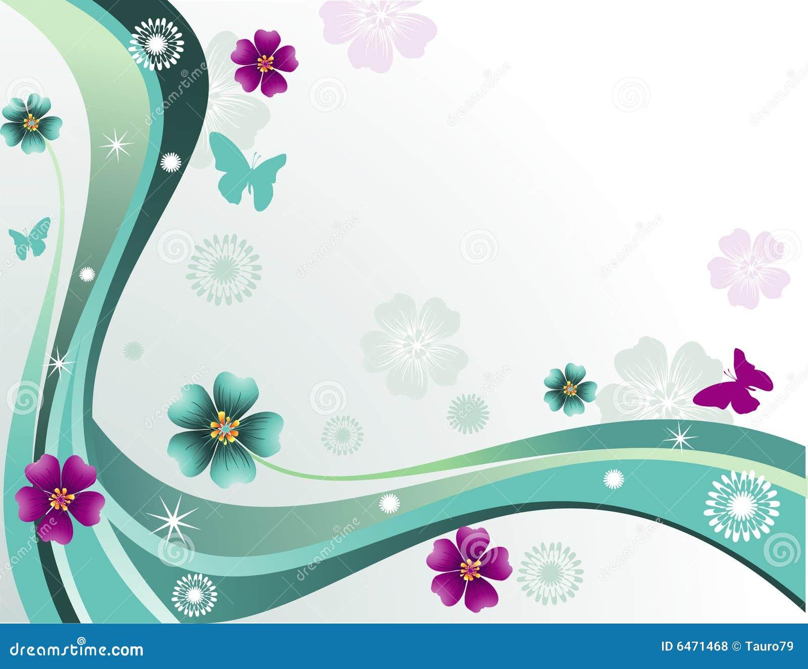 Kwiat ilustracji wektora
