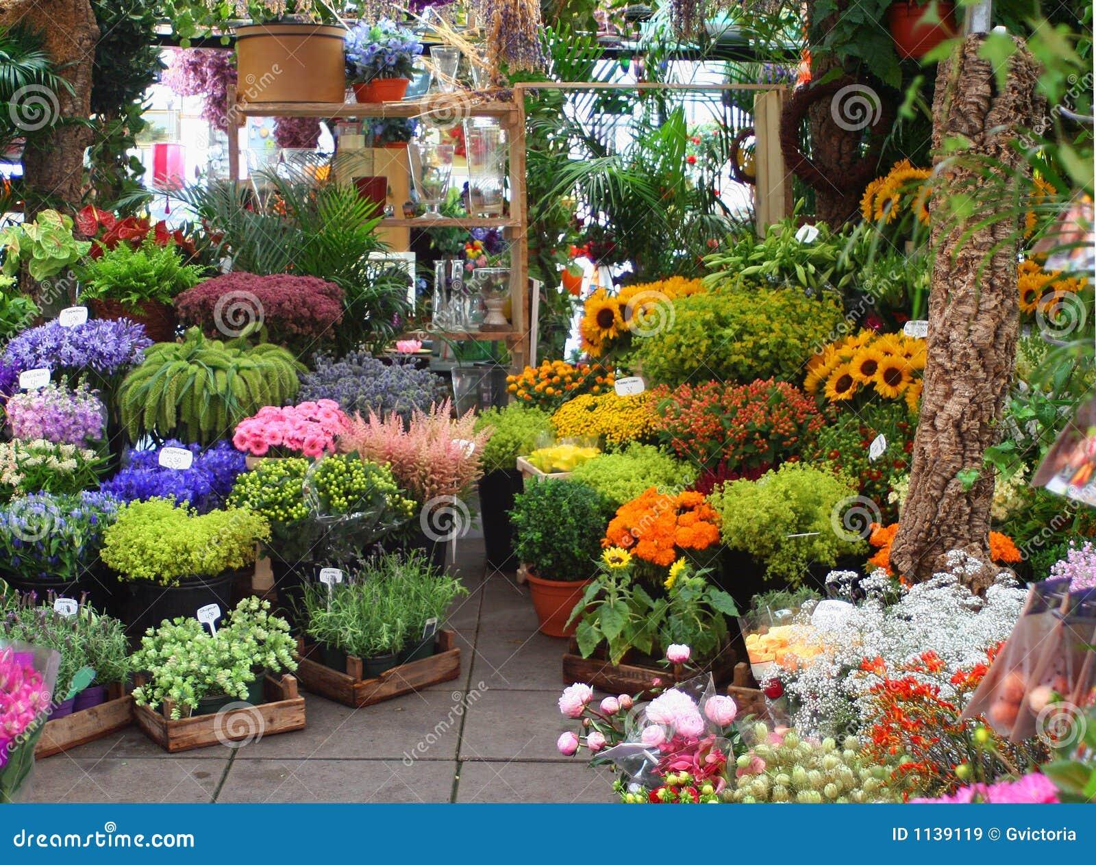Kwiat rynku