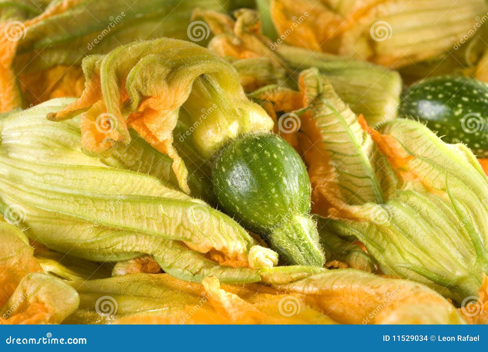 Kwiatu zucchini