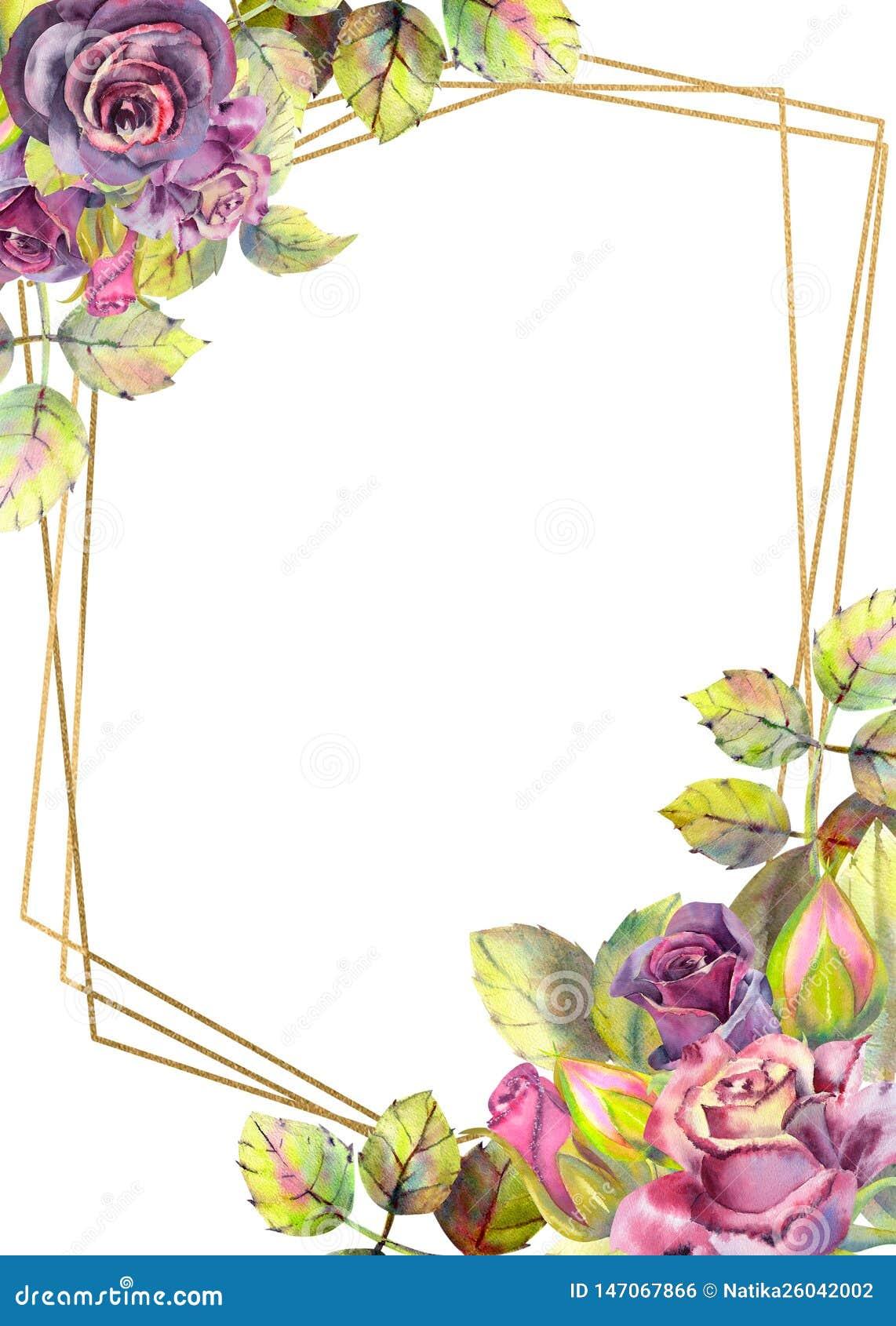 Kwiaty ciemne r??e, zieleni li?cie, sk?ad Pionowo orientacja rama Poj?cie ?lubni kwiaty Kwiat