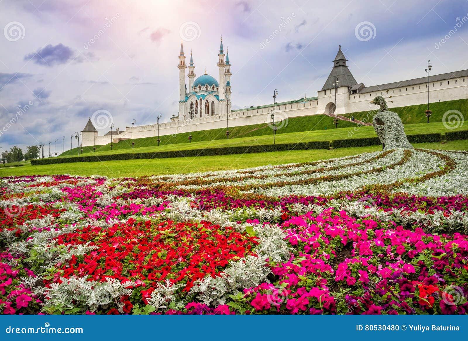 Kwiaty Kazan