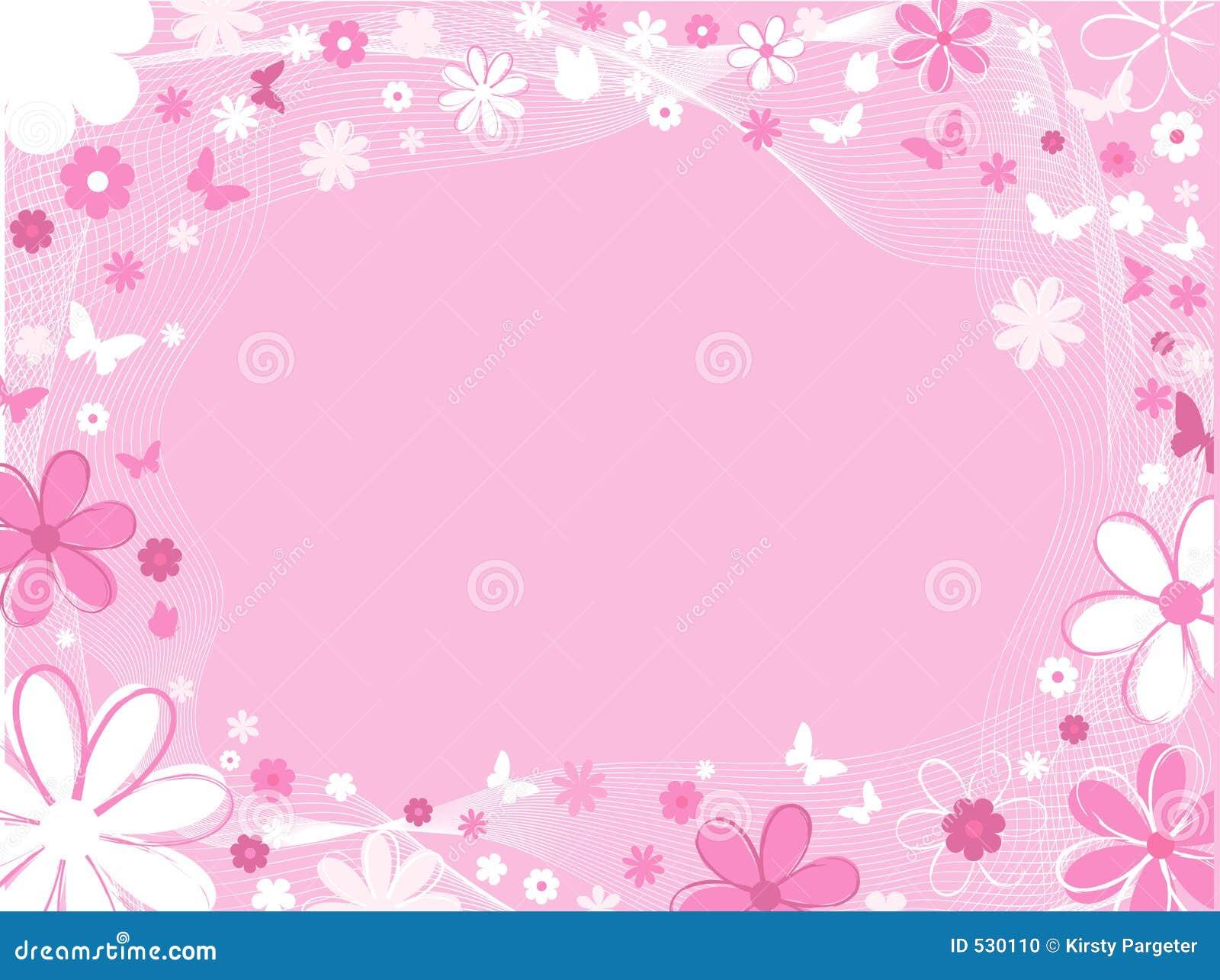 Fondo Primavera álbum Classic Flores Violetas: Kwiaty Motyla Zdjęcie Stock
