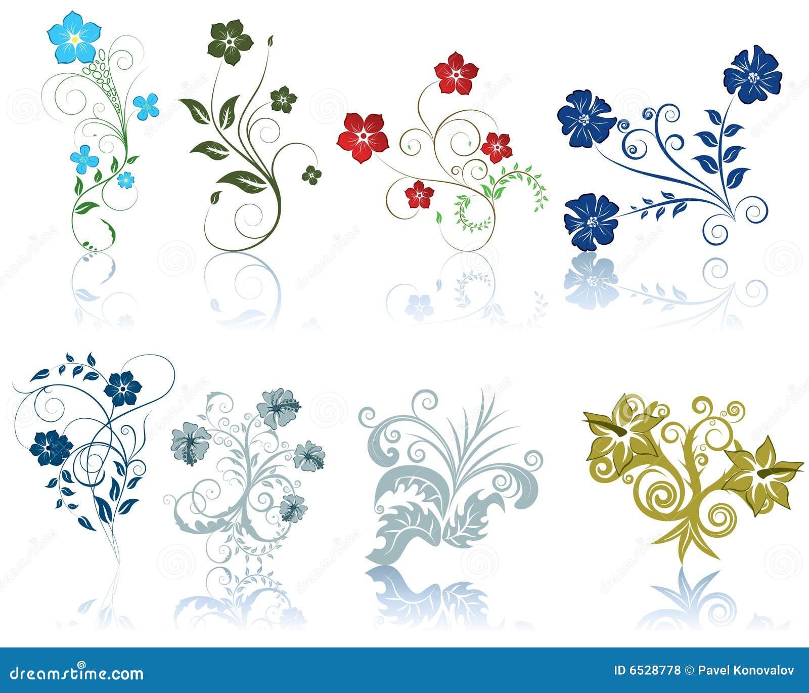 Kwiaty ustawiający