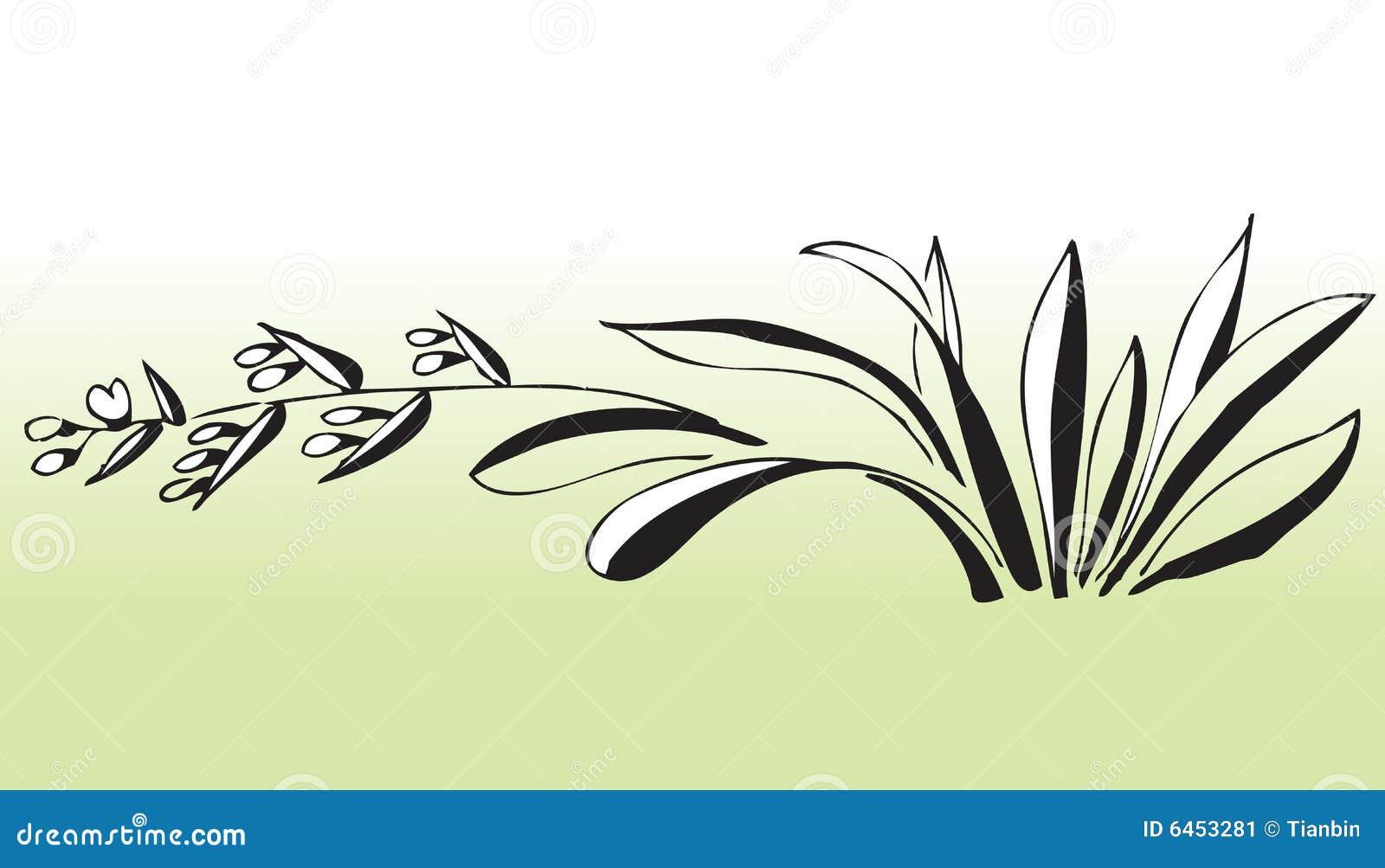 Kwiaty wektora