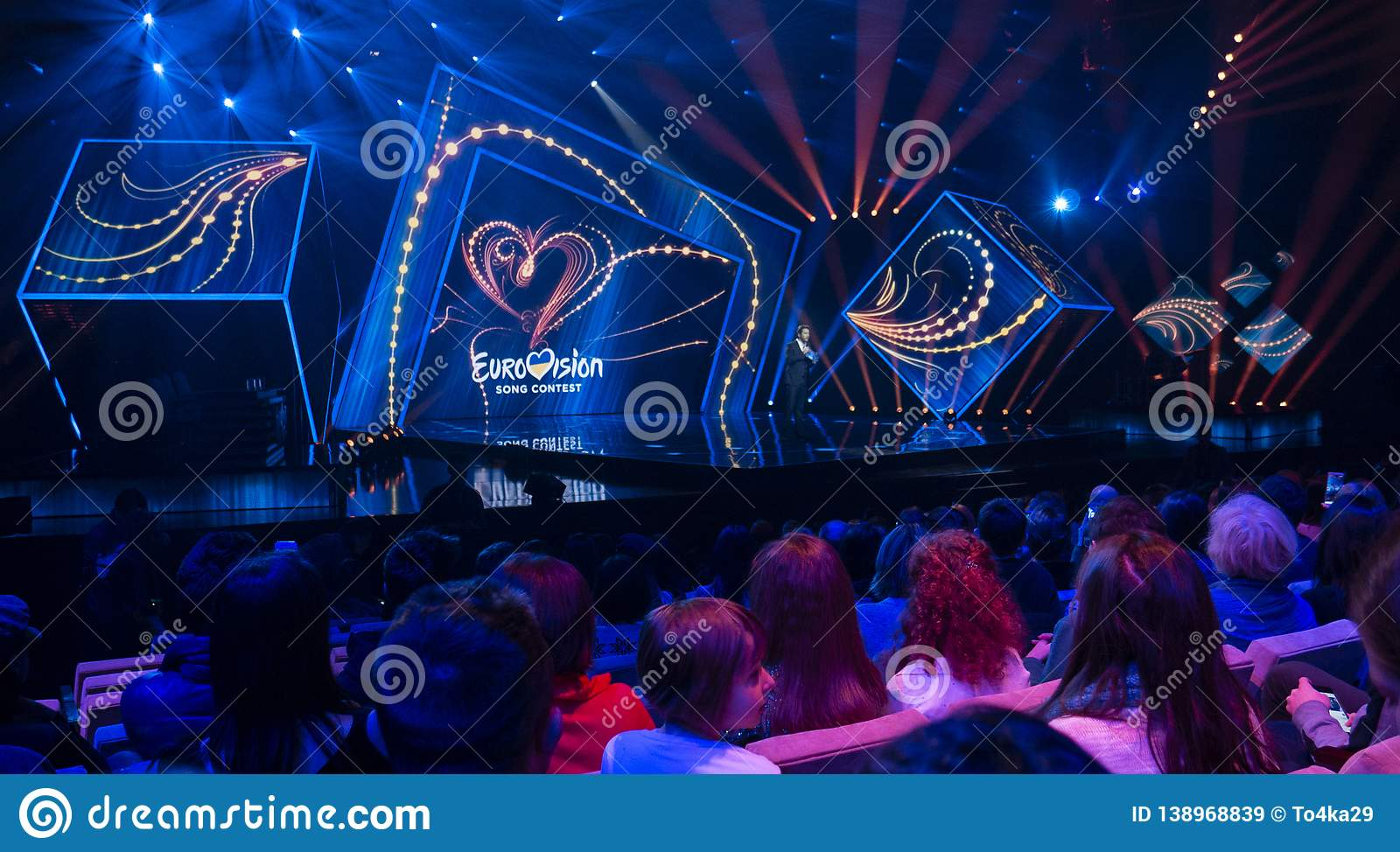 First semifinal of Ukraine`s selection for Eurovision 2019