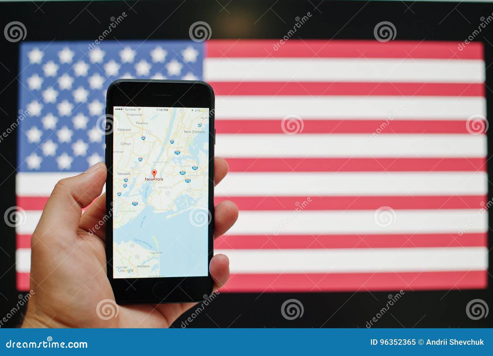 download google maps ios 7