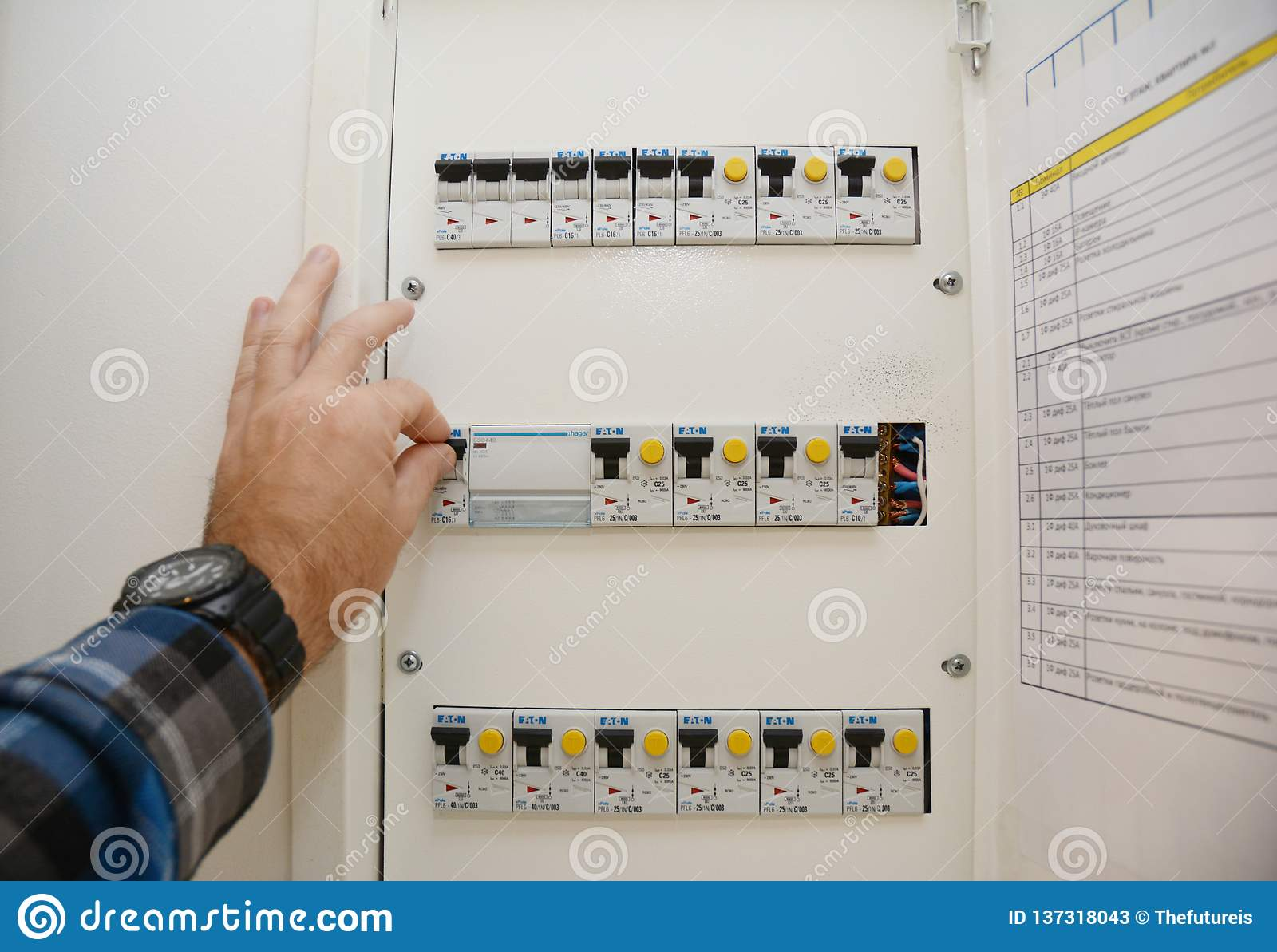 A Residual-current Device RCD, Or Residual-current Circuit ... on