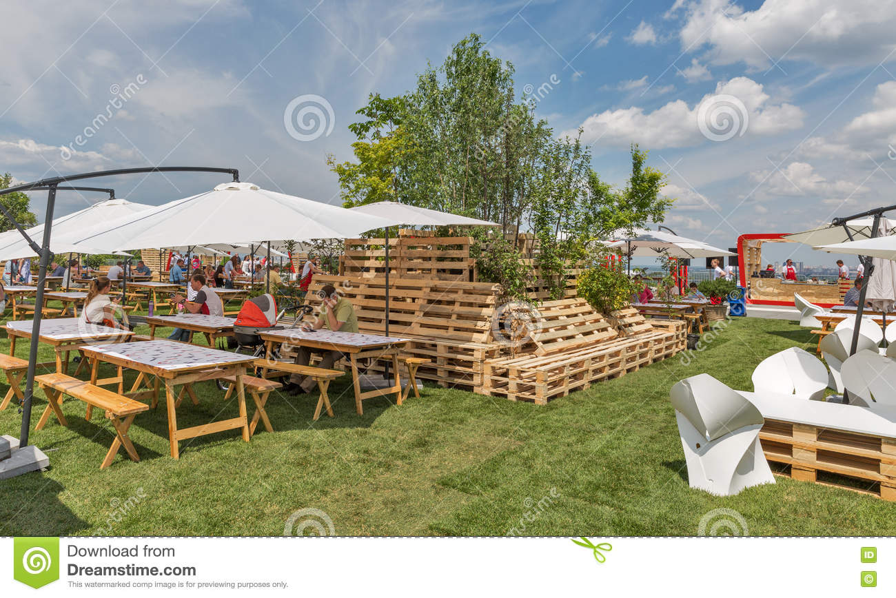 Kyiv Wine Festival In Kiev Ukraine Editorial Stock Photo