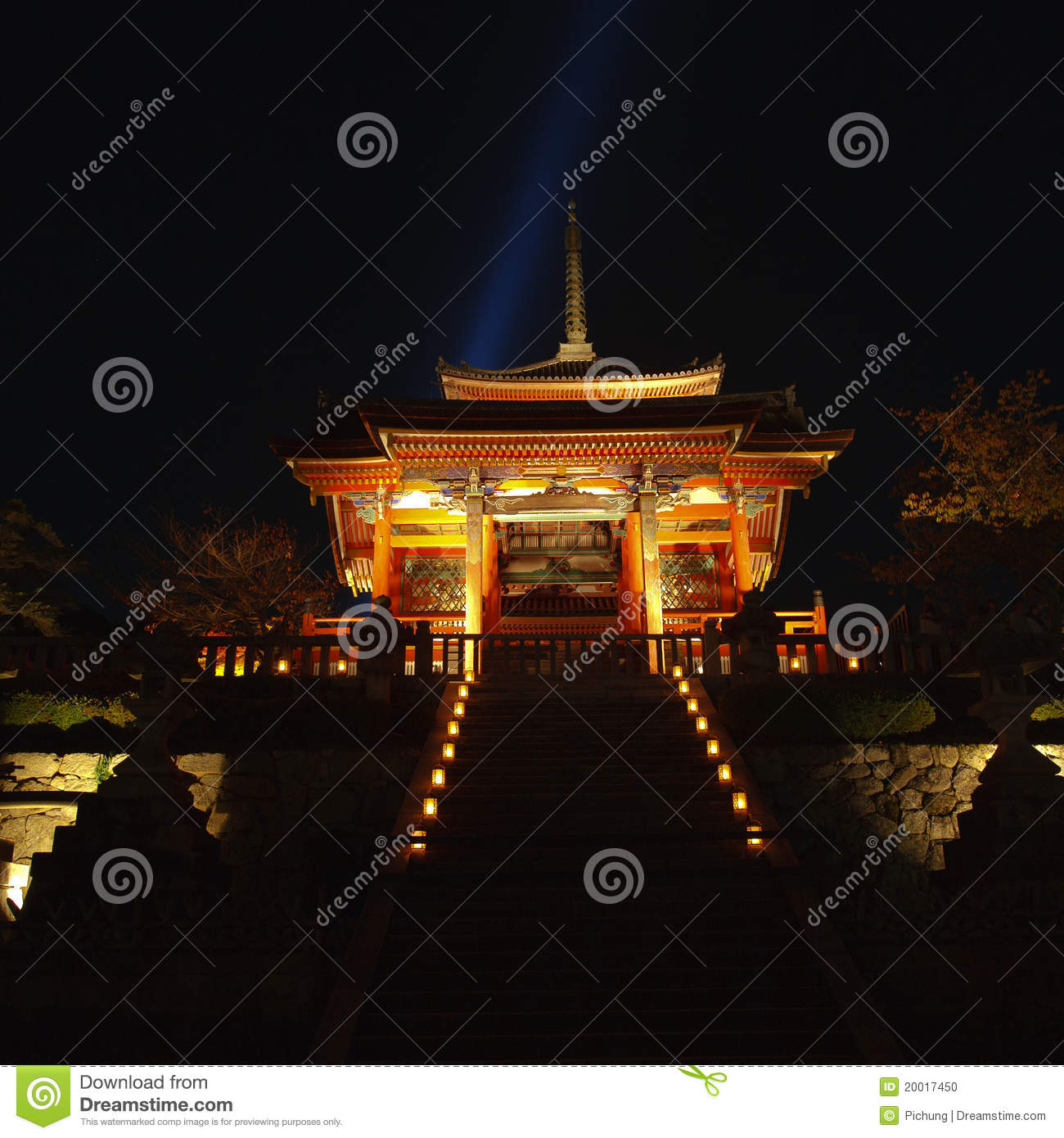 download kyoto golden autumn 7 stock photo image of shrine fall 20017450