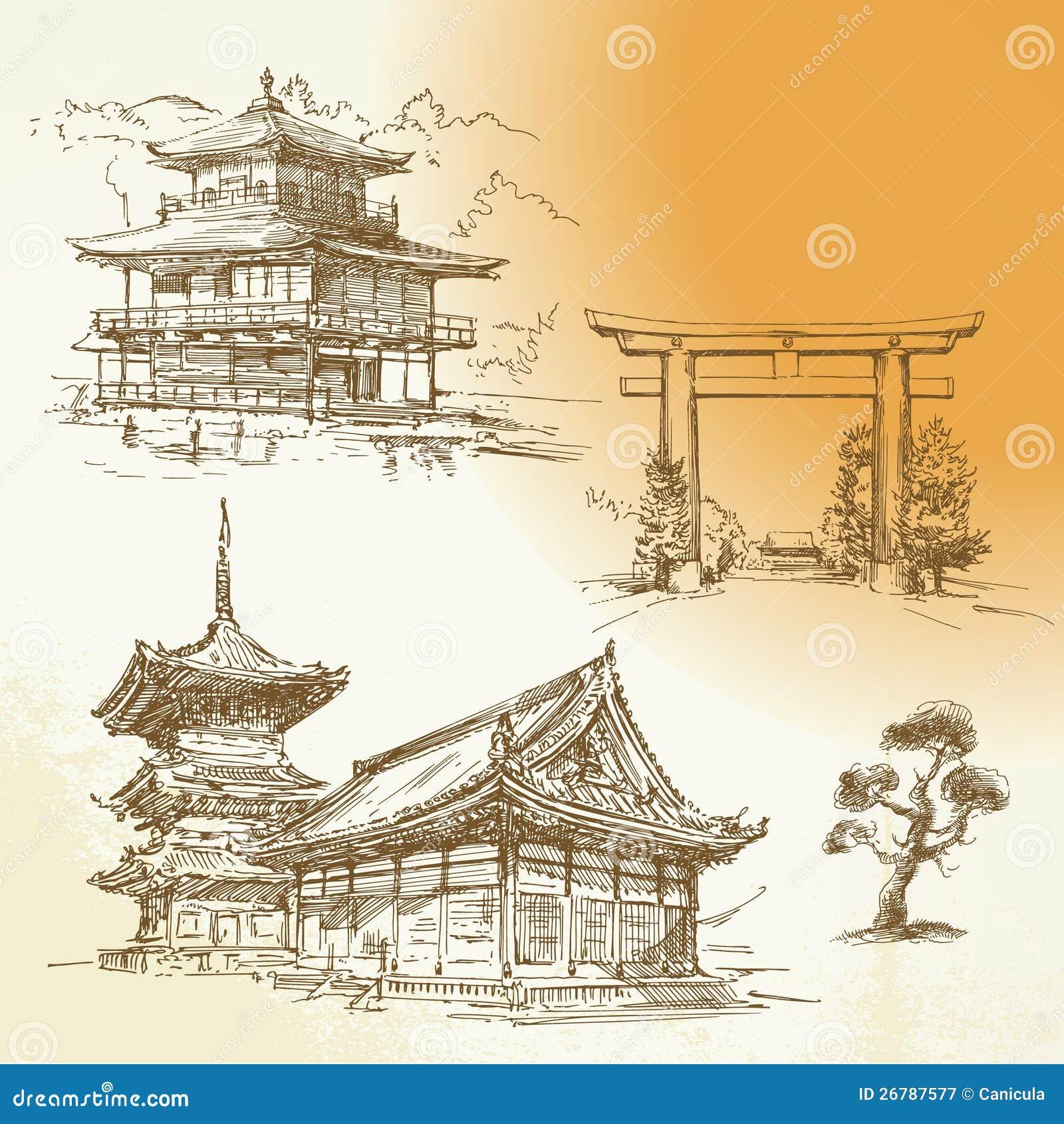 Kyoto, Nara, Japanese Heritage Royalty Free Stock ... - photo#44
