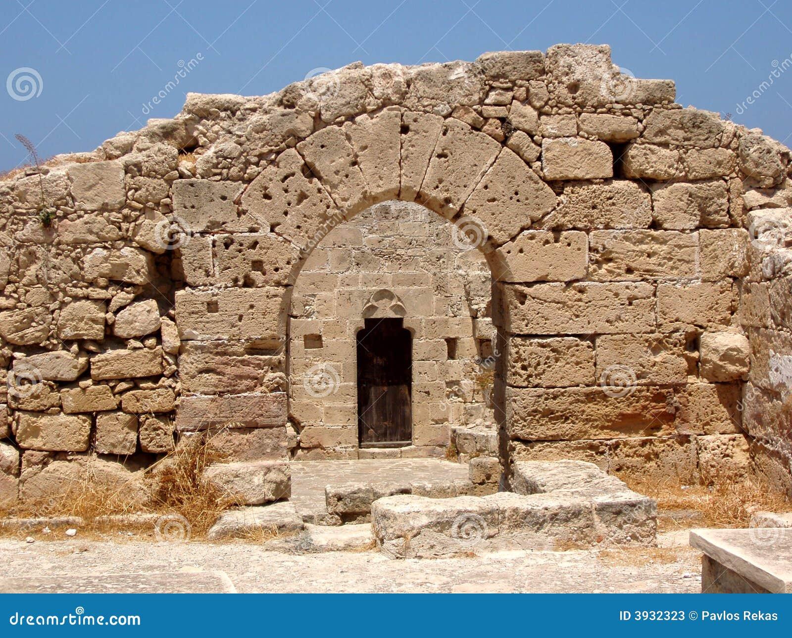 Kyrenia Cyprus  city images : Kyrenia, Cyprus Inside The Kyrenia Castle Stock Photos Image ...