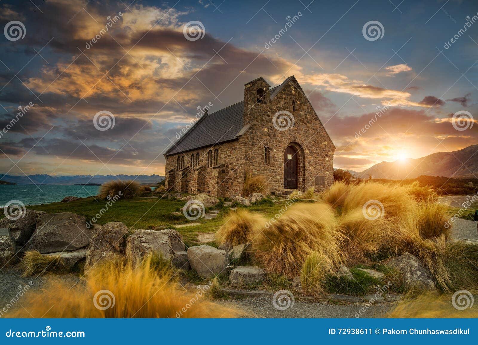 Kyrka av den bra herden, Nya Zeeland