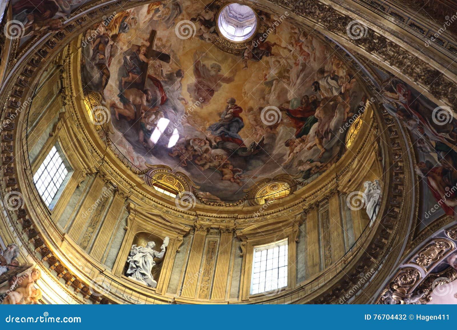 Kyrka av Gesuen i Rome