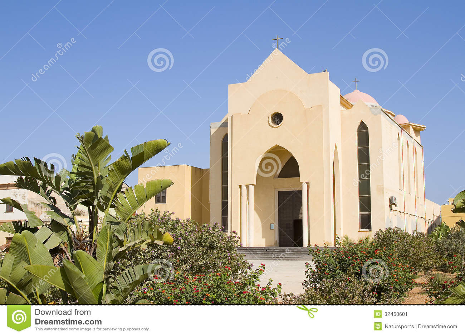 Kyrka av Lampedusa
