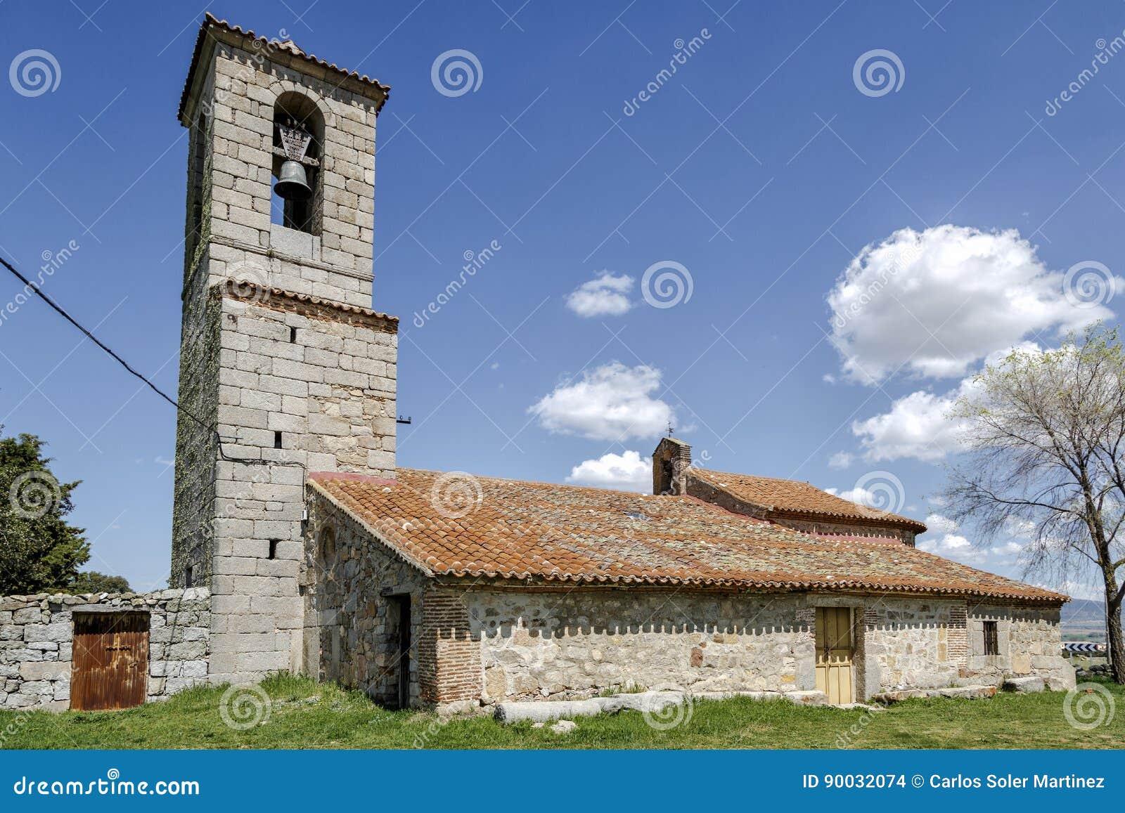 Kyrka av Vicolozano