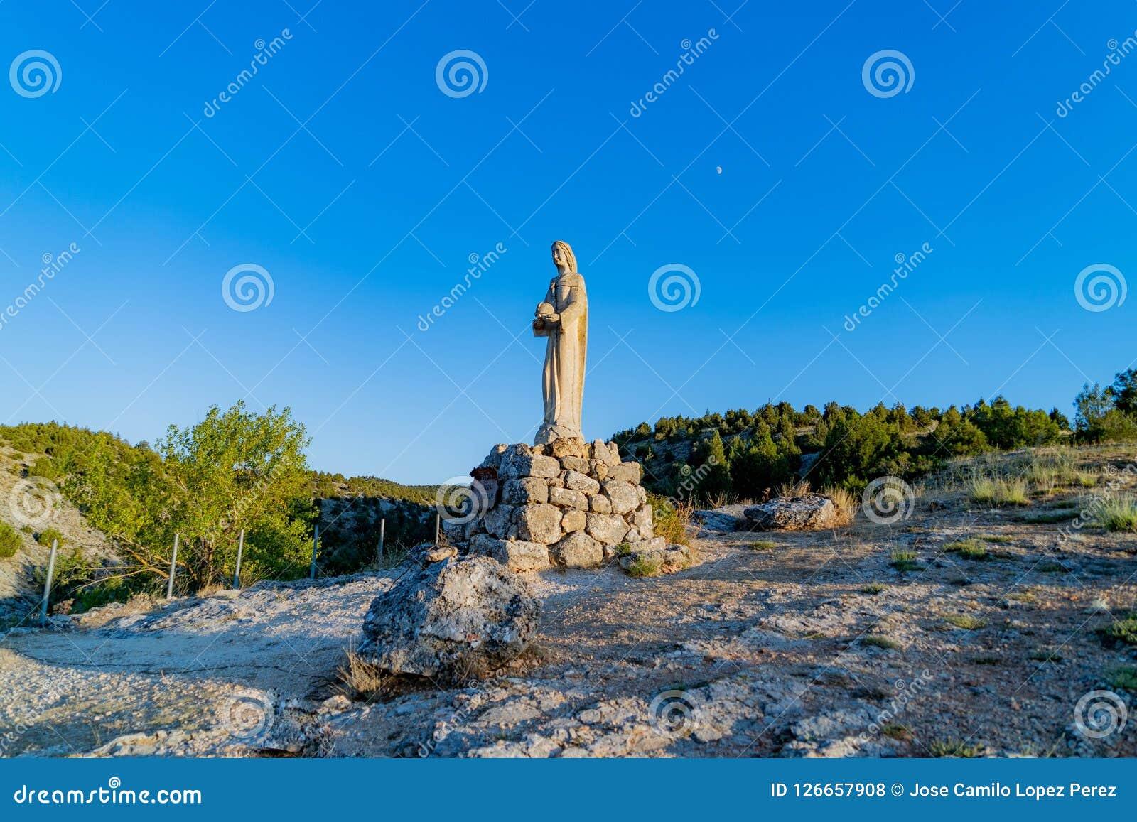 Kyrka av Virgenen del Camino