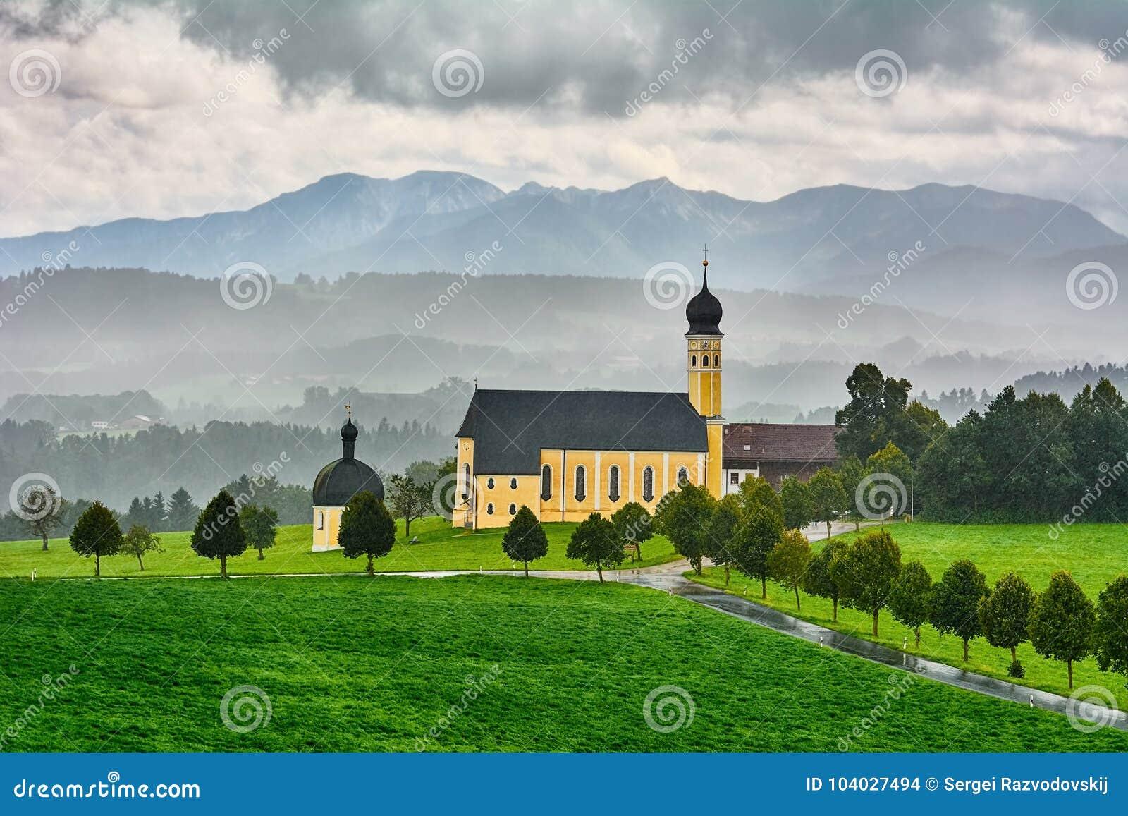 Kyrka i Österrike