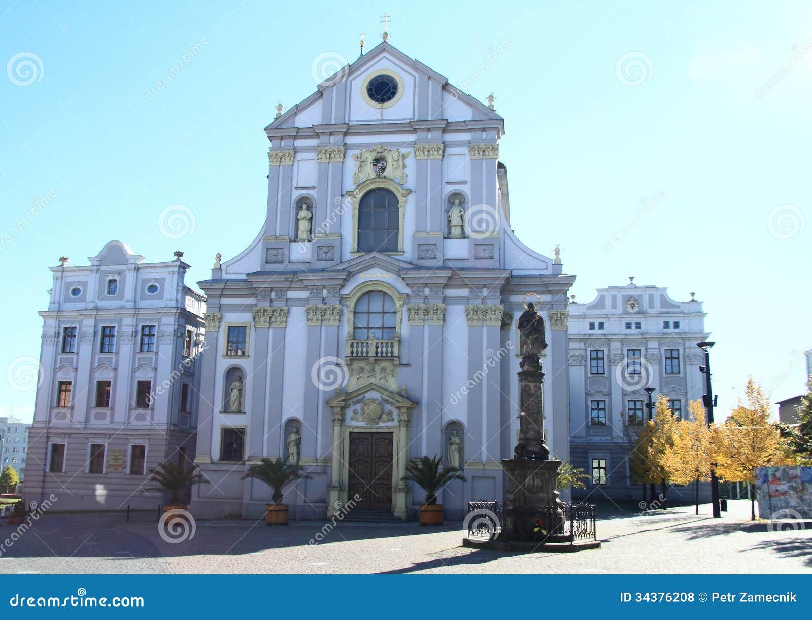 Kyrka i Opava