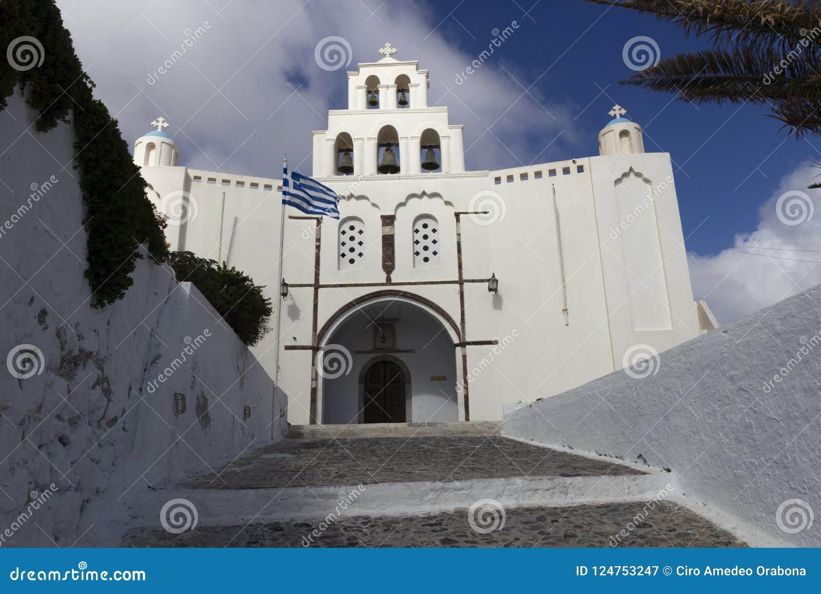 Kyrka i Pyrgos