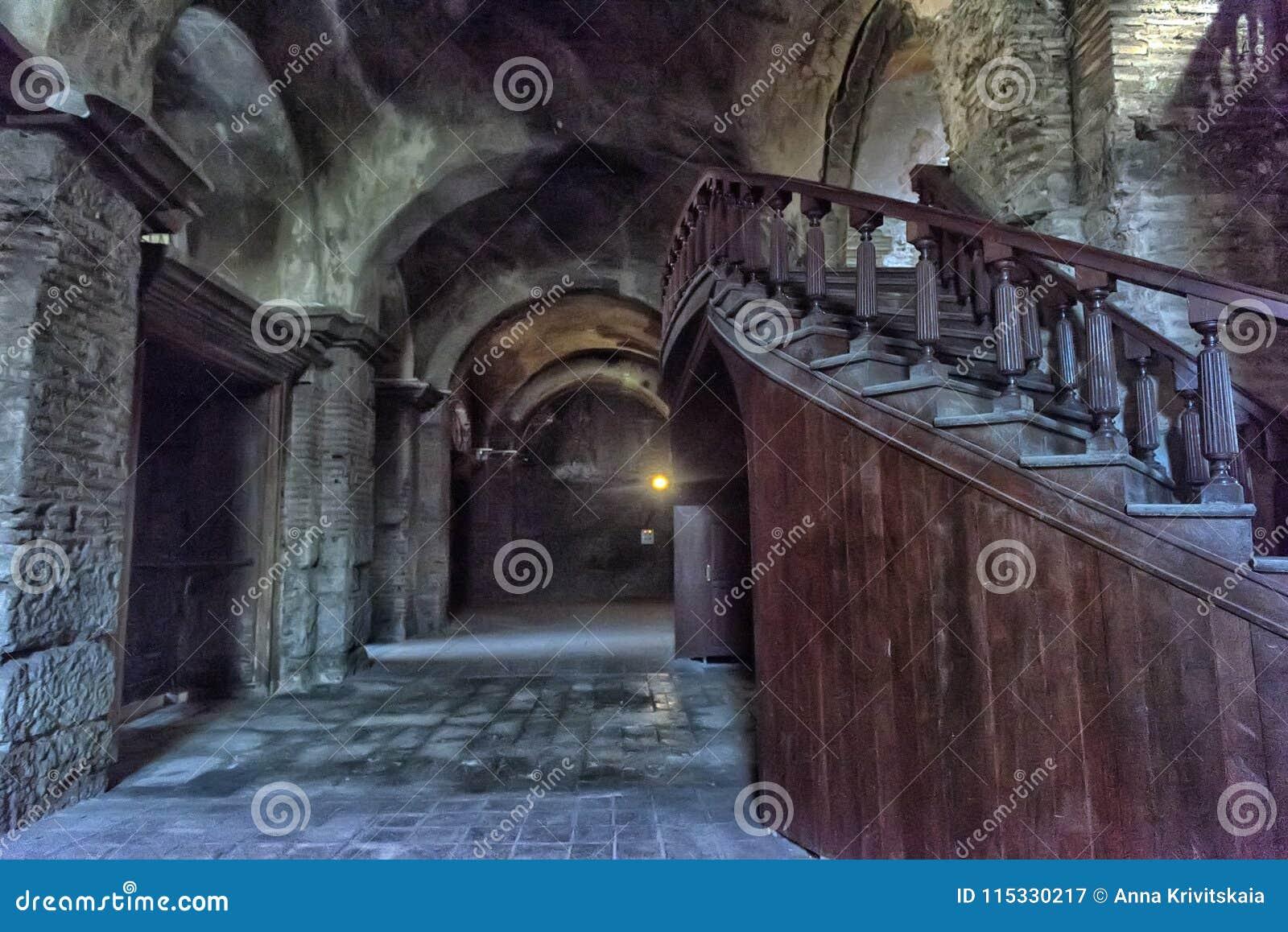 Kyrkan av St Irene - en av tidigast fortleva kyrktar