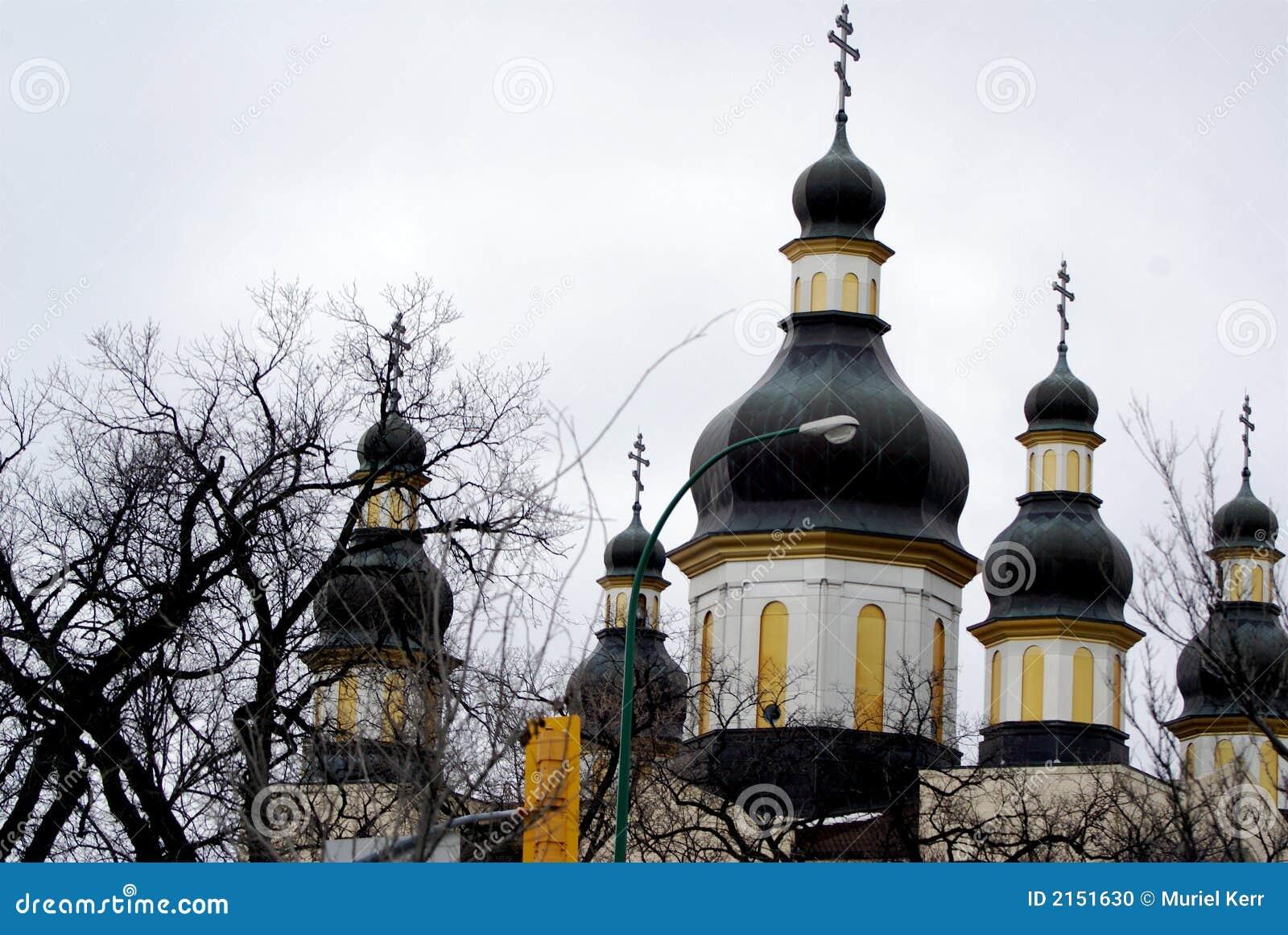 Kyrklig ortodox ukranian