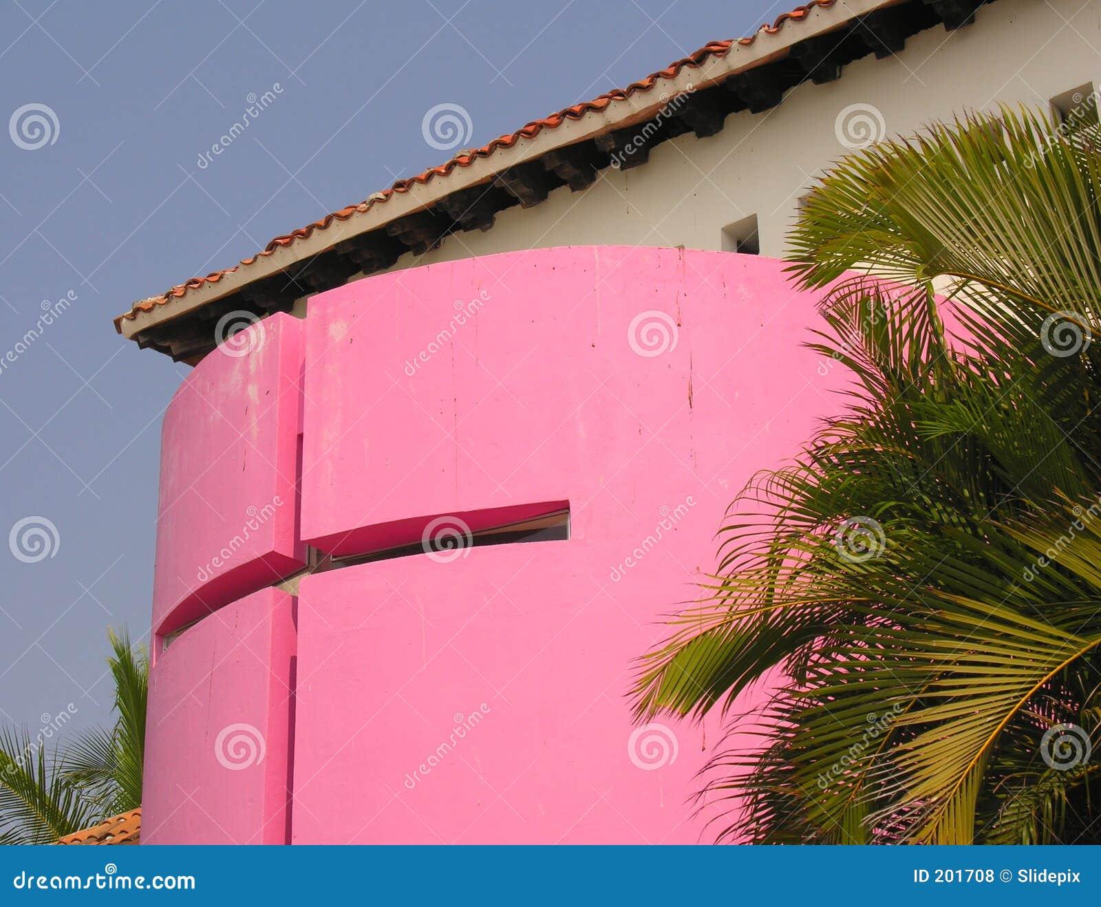 Kyrklig pink