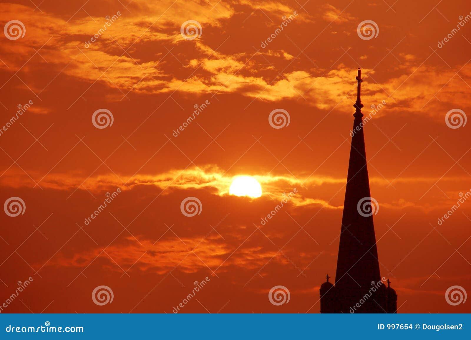 Kyrklig soluppgång
