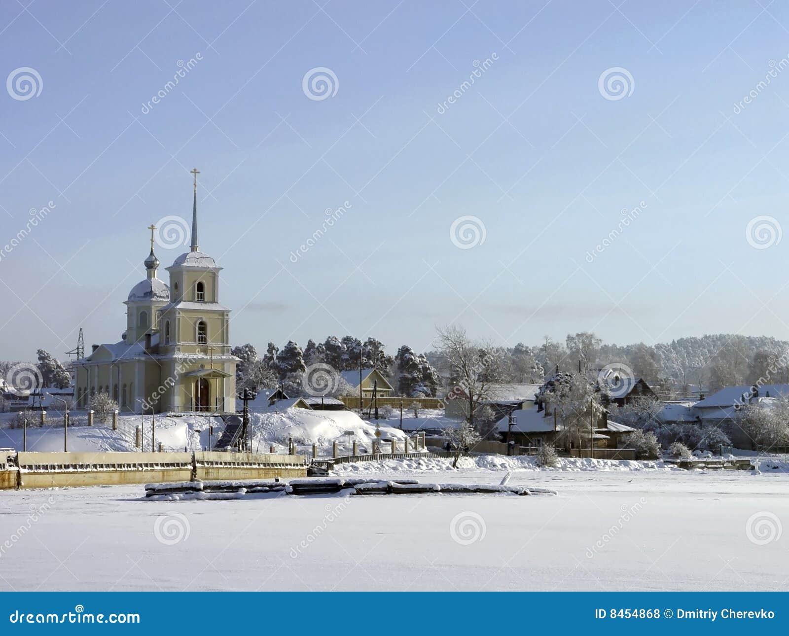 Kyrkliga norr ortodoxa russia