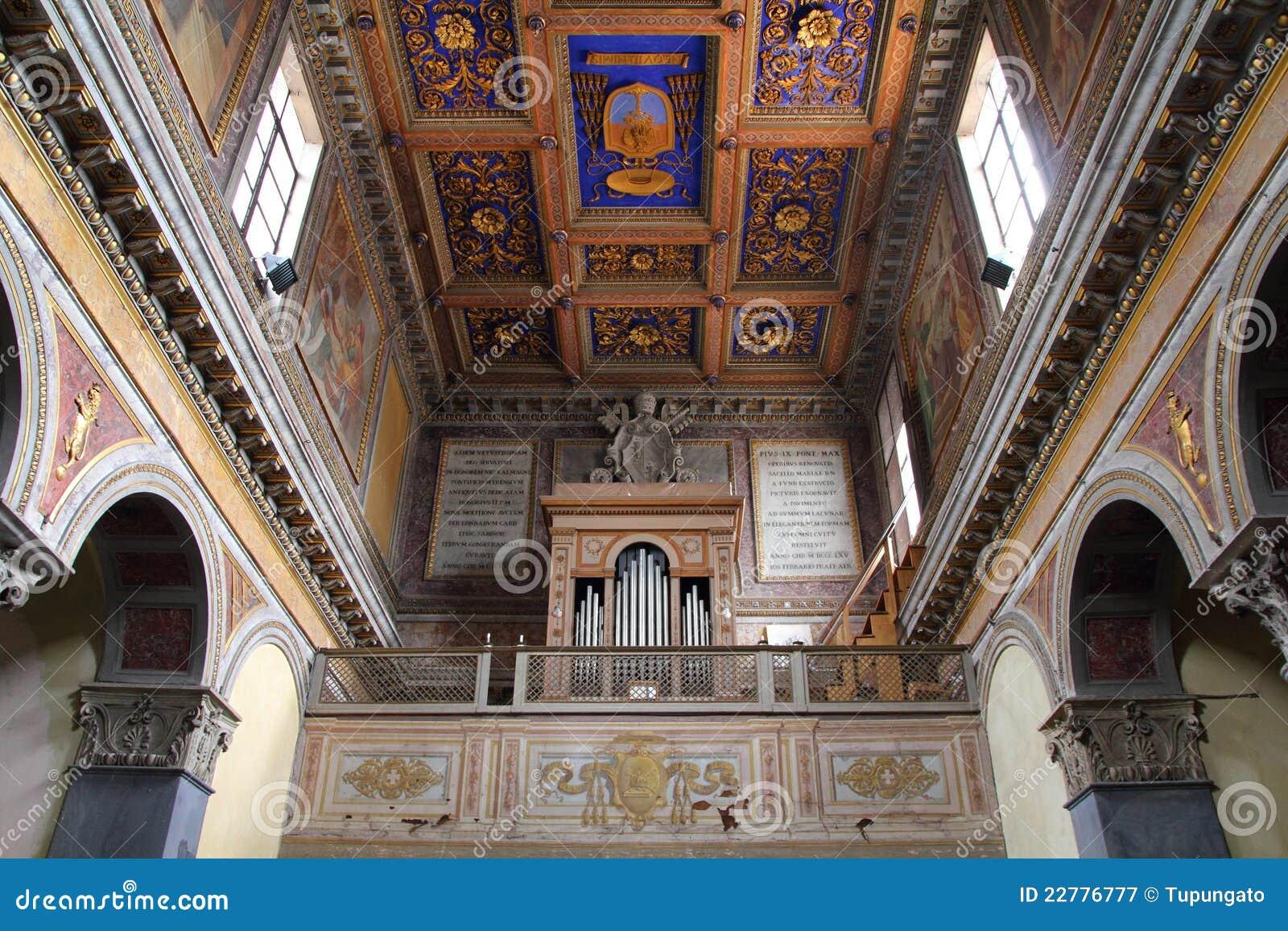 Kyrkliga rome