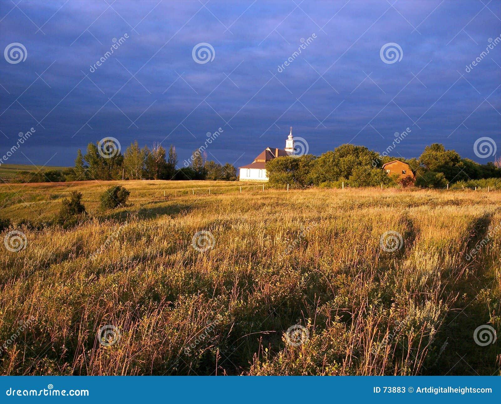 Kyrkligt land