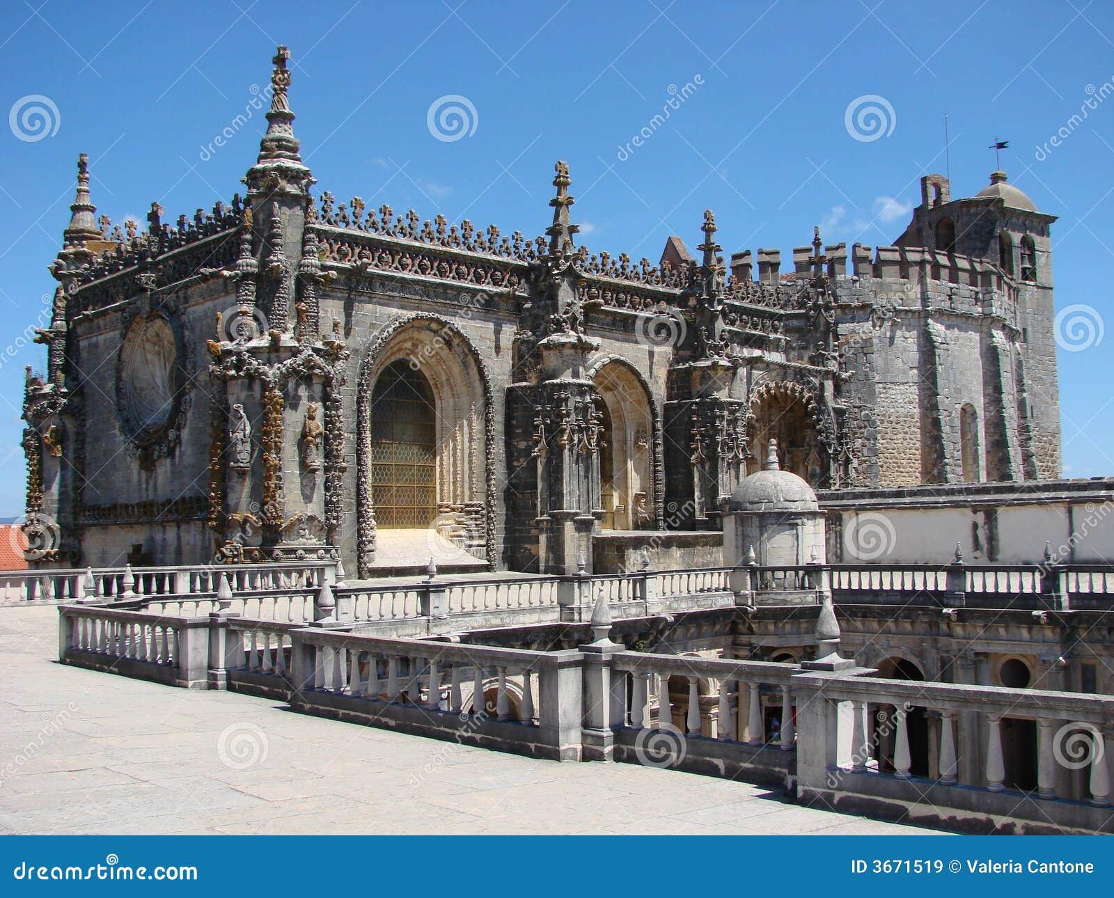 Kyrkligt templar tomar
