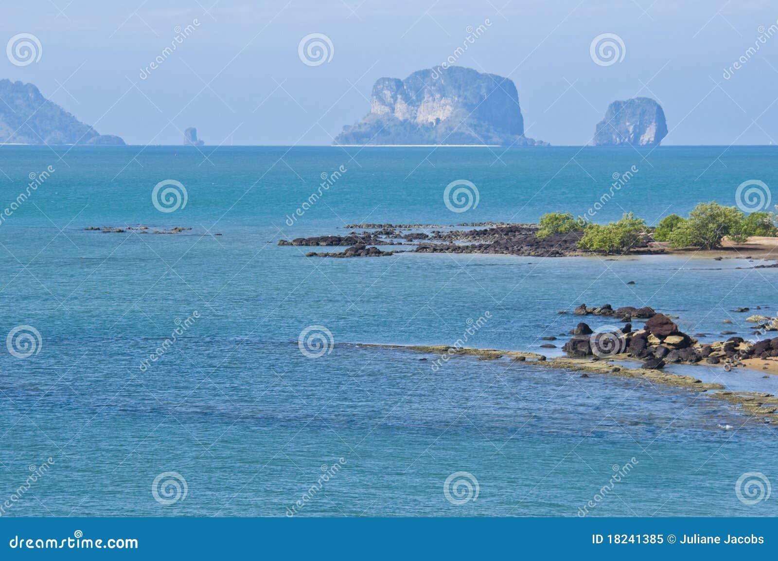 Kyrkogård för strand för Susan Hoi skal fossil-