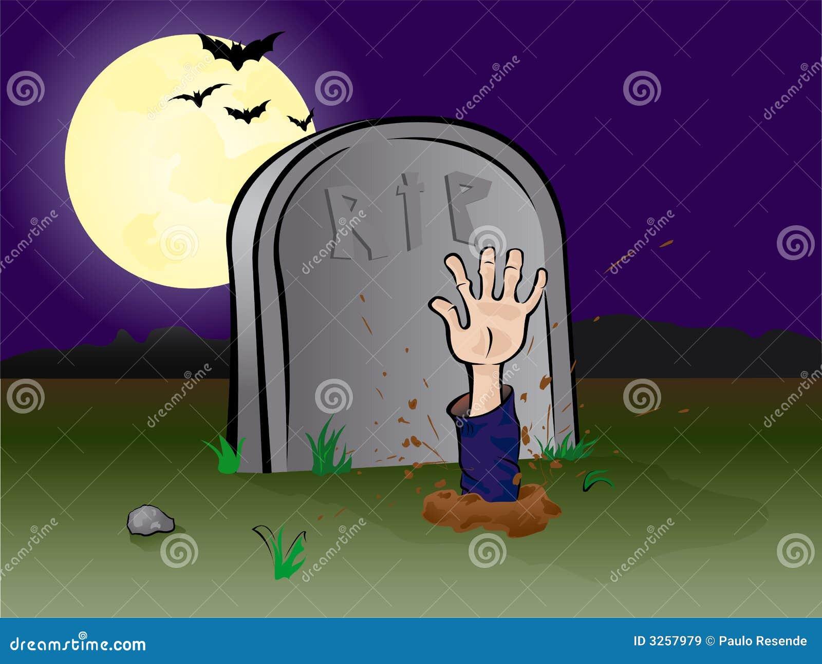 Kyrkogårdhand