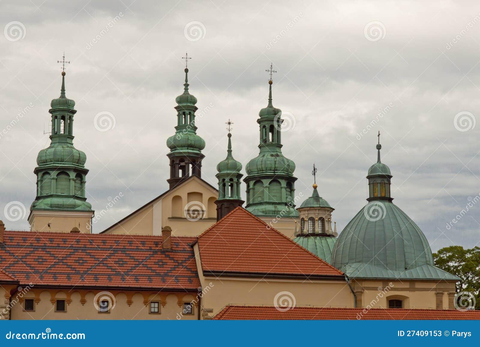Kyrktaga i Kalwaria Zebrzydowska - Polen UNESCO pl