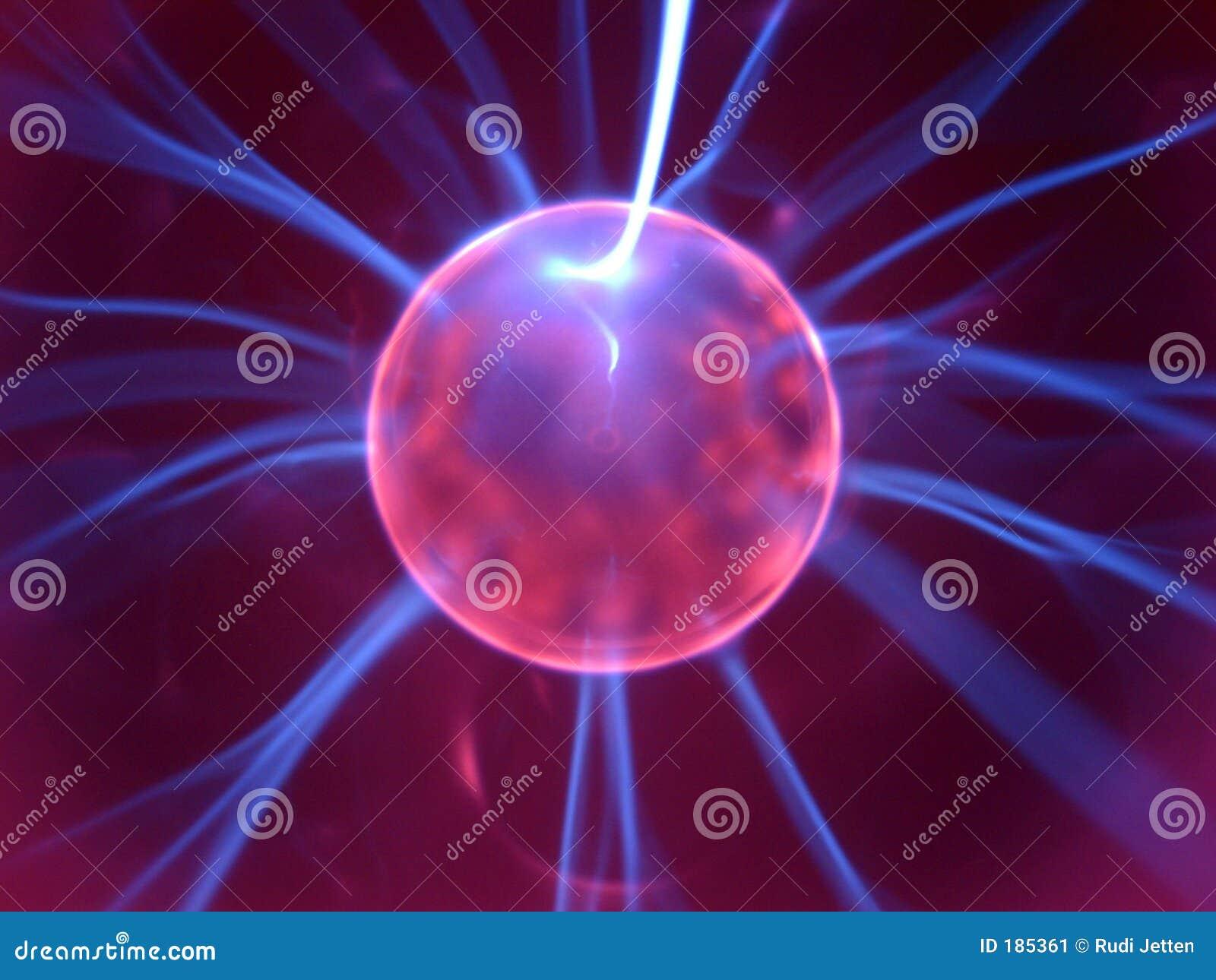 Lámpara 9 del plasma