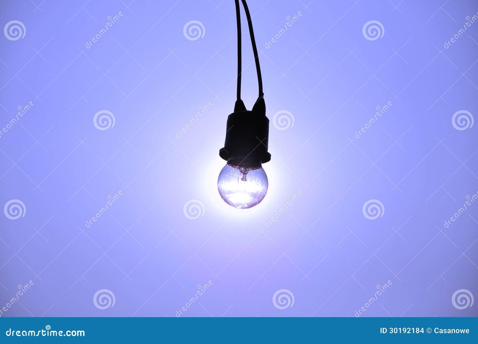 ac11a1189 Rayo de sol en lámpara foto de archivo. Imagen de lámpara - 30192184