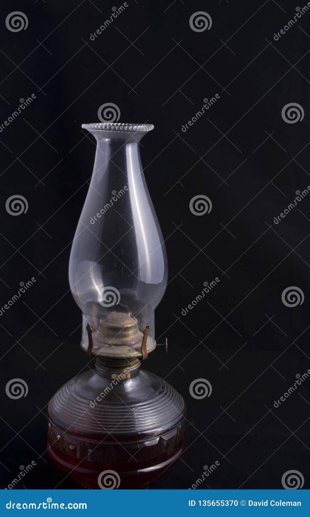 Combustible Globo Con De Alimentada Lámpara De El Cristal 3R4j5AL