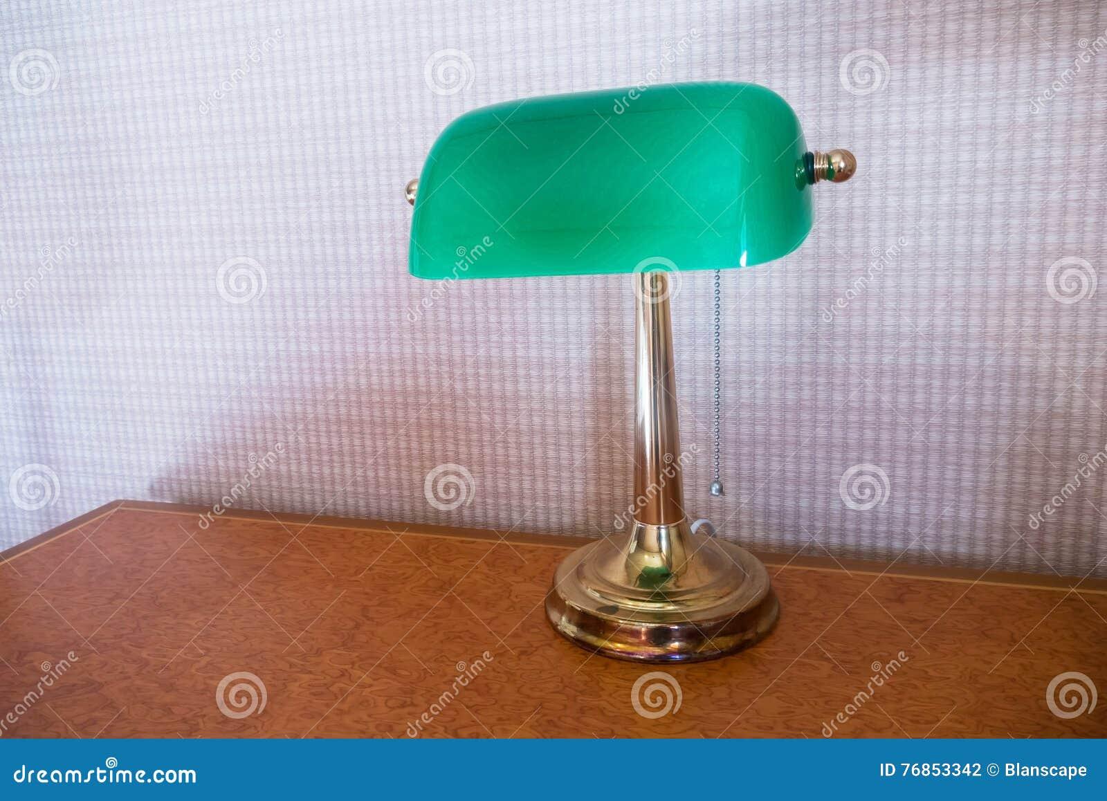Lámpara Escritorio Foto archivo Imagen De Retra de Verde xCdoWreB