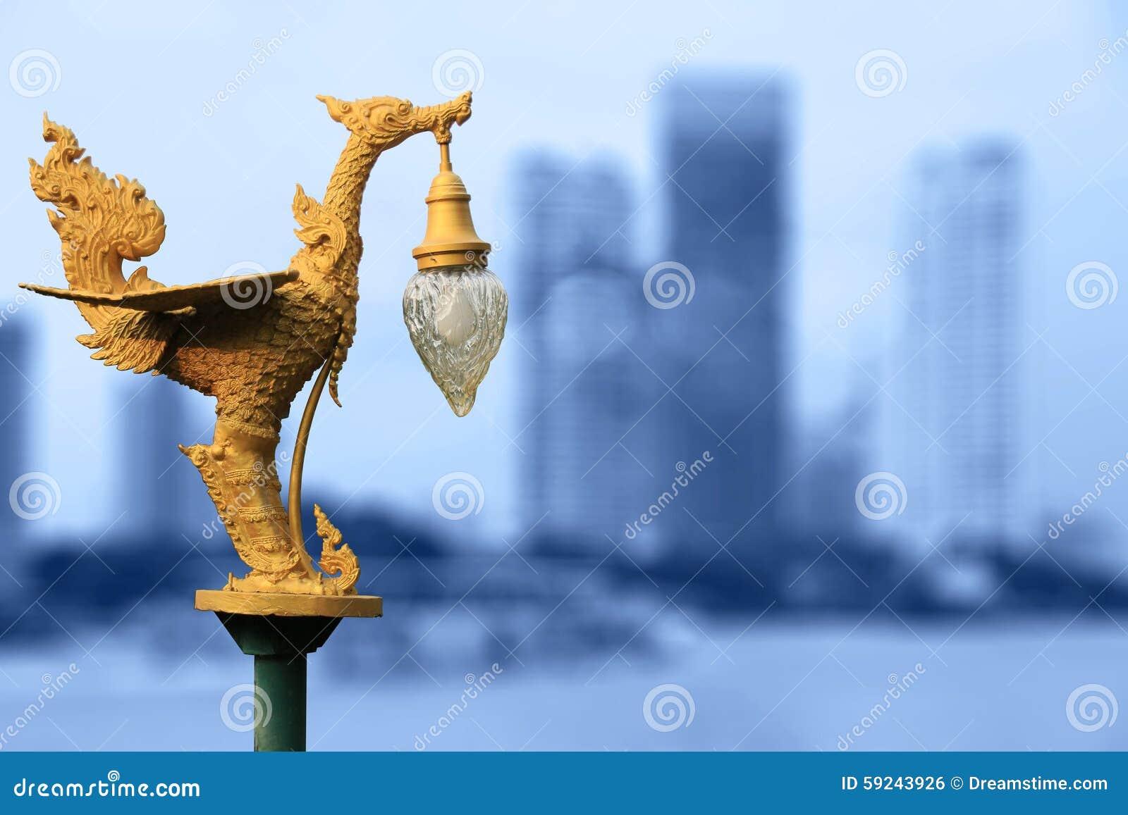 Download Lámpara De Oro Tradicional Del Cisne Del Arte Tailandés Foto de archivo - Imagen de fondo, pájaro: 59243926