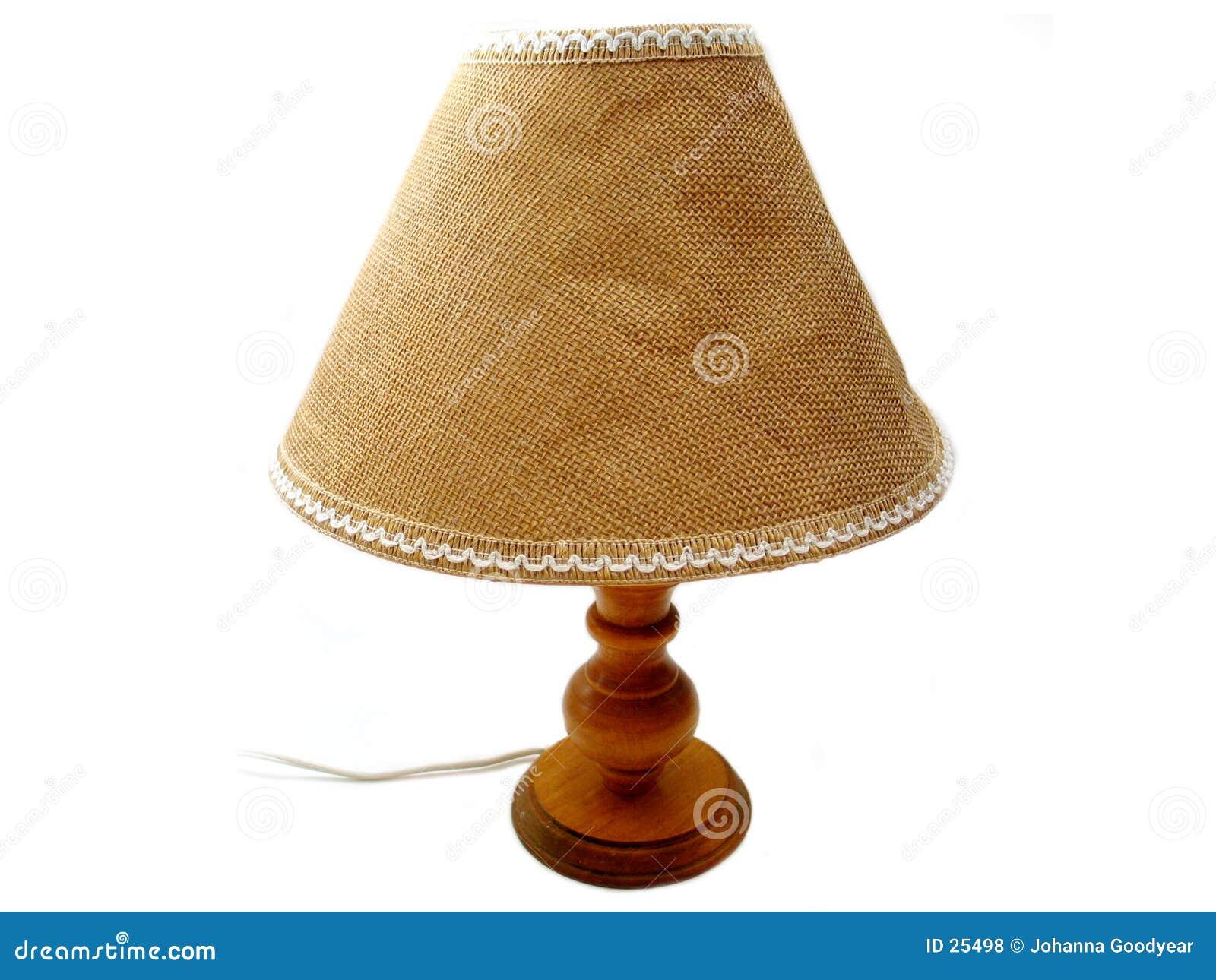 Lámpara vieja