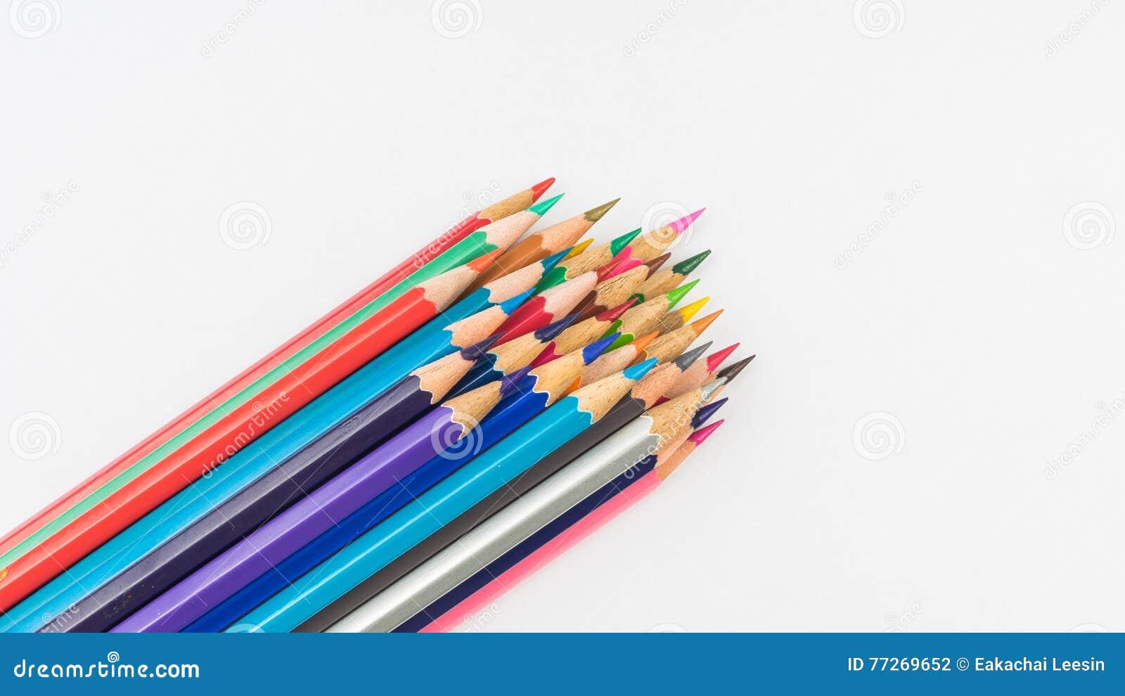 Lápis da coloração