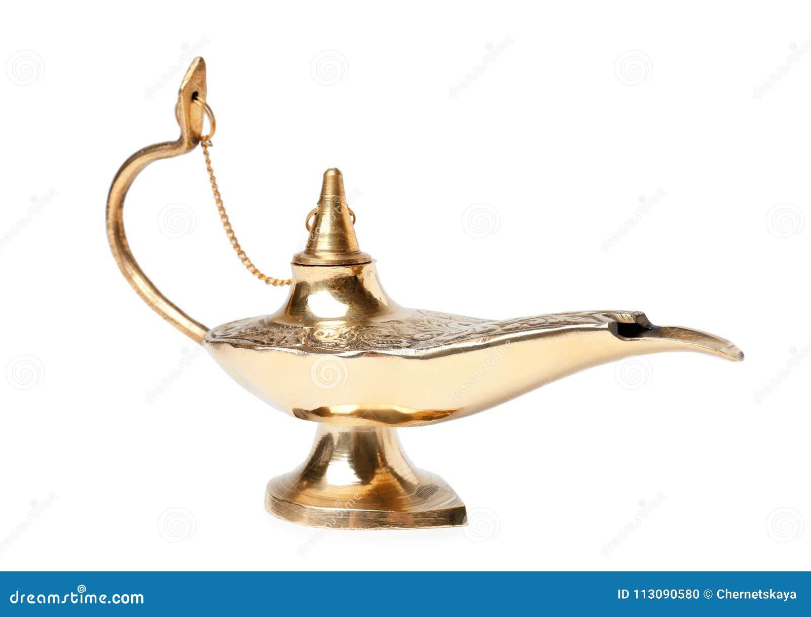 Lâmpada da mágica de Aladdin